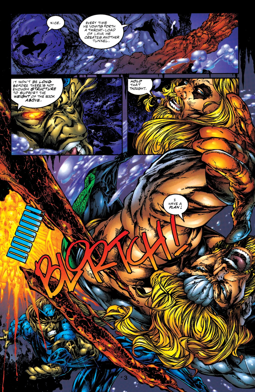 Aquaman (1994) Issue #53 #59 - English 4