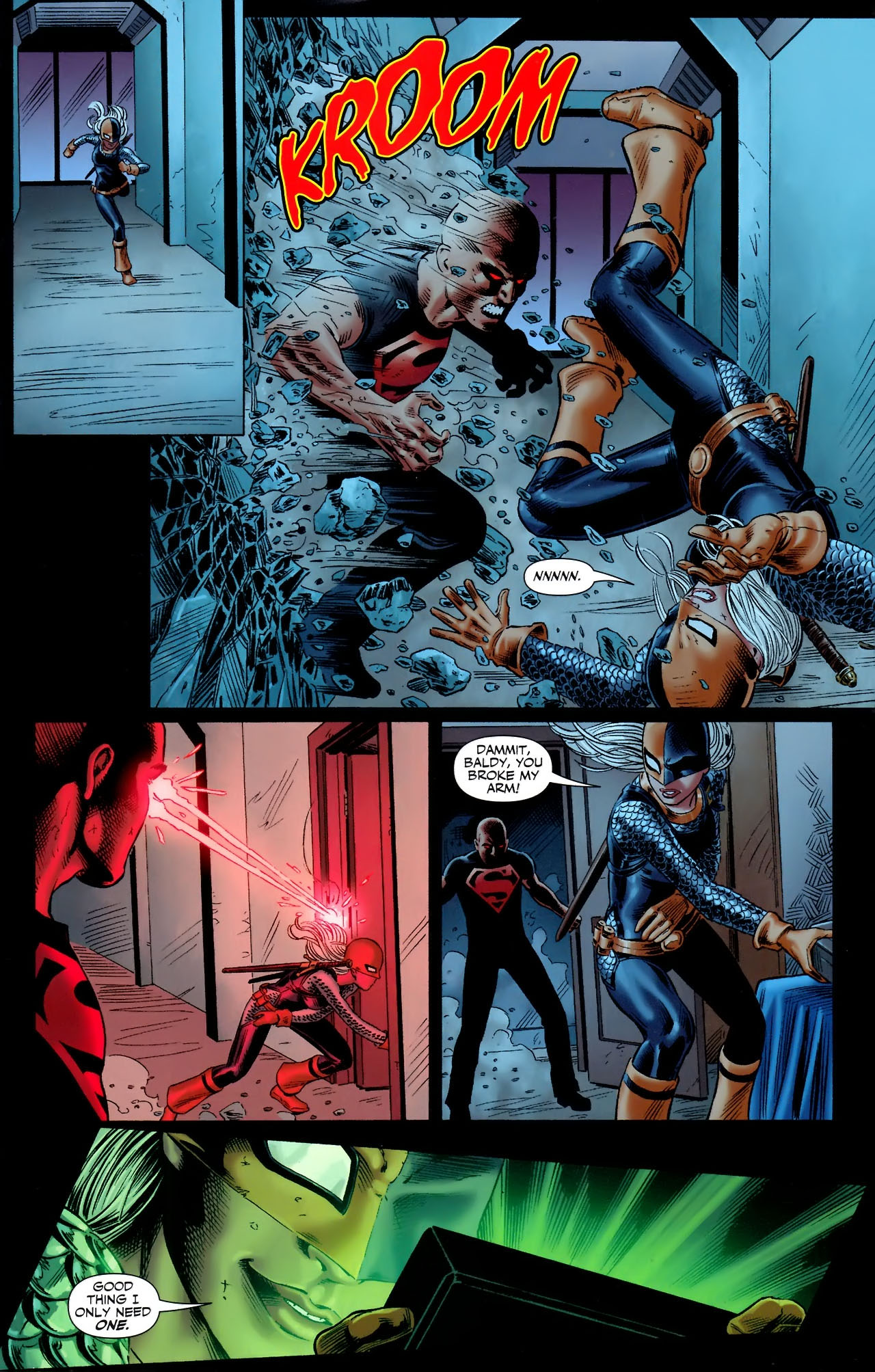 Teen Titans (2003) #100 #110 - English 16