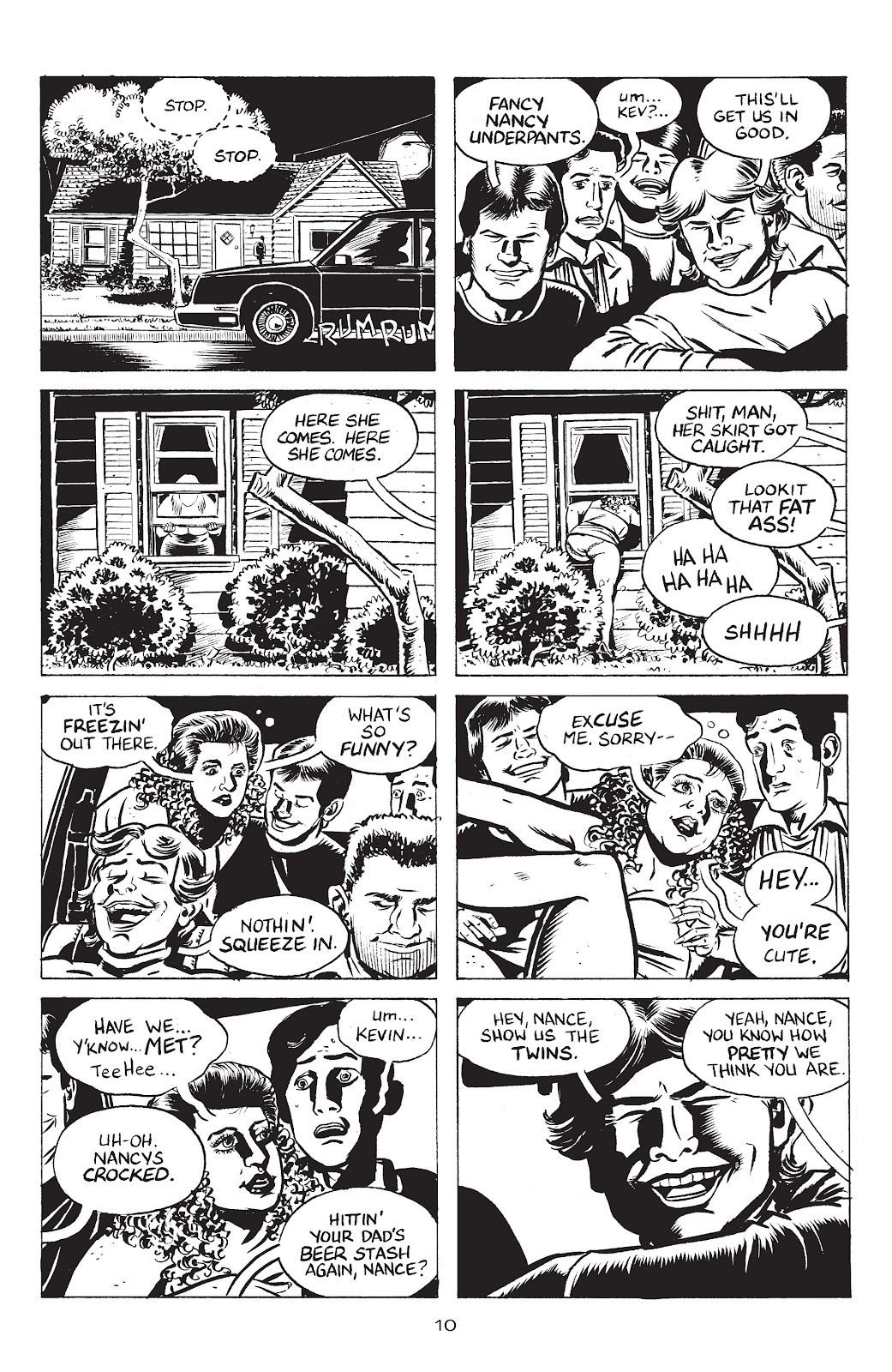 Stray Bullets Issue #35 #35 - English 12