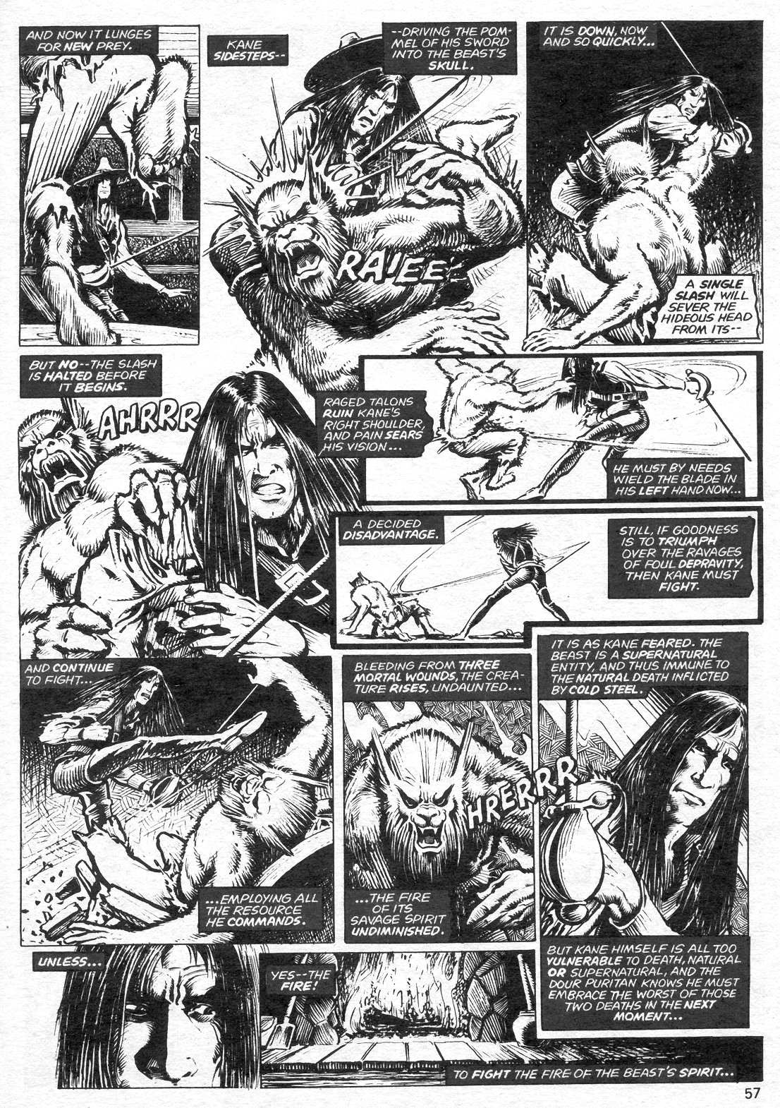 The Savage Sword Of Conan Issue #14 #15 - English 56
