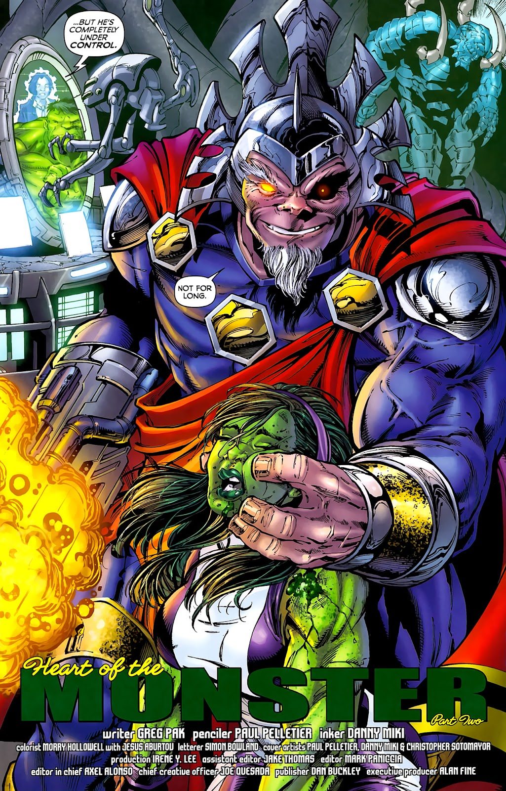 Incredible Hulks (2010) Issue #631 #21 - English 22