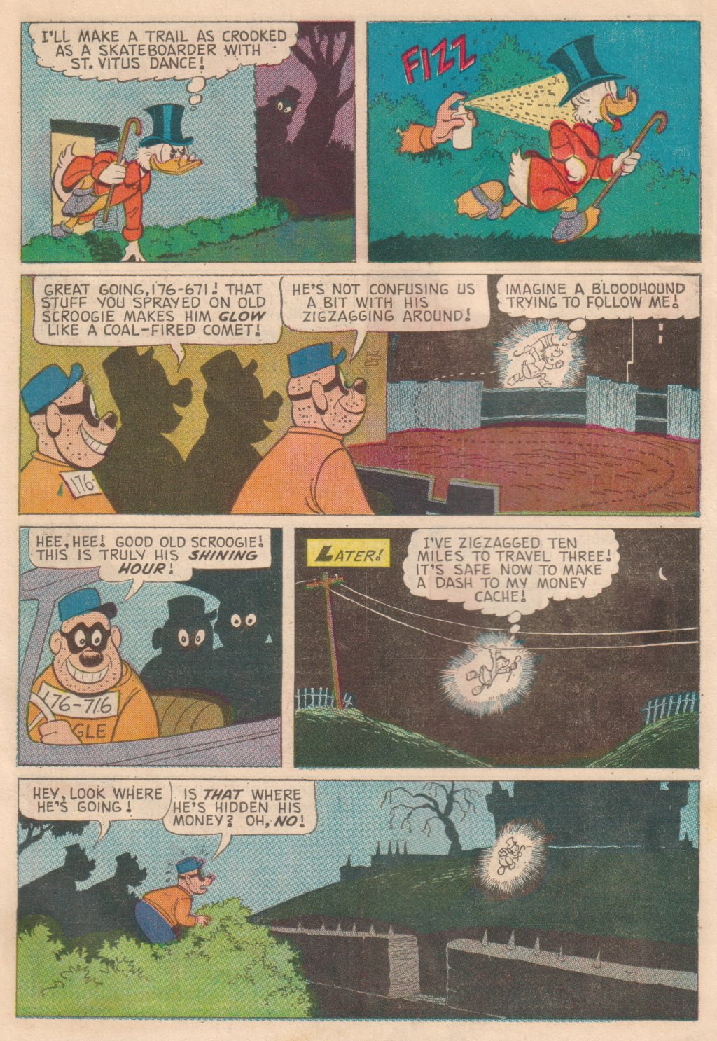 Uncle Scrooge (1953) Issue #63 #63 - English 11