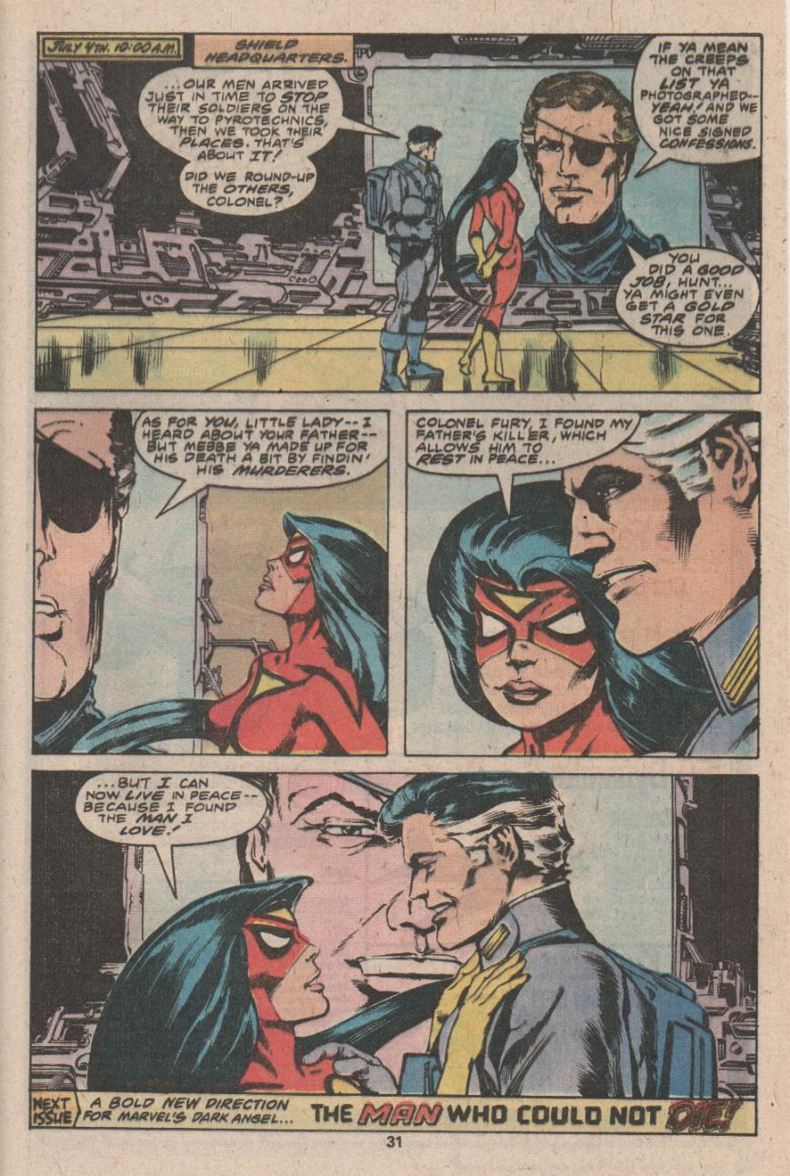 Spider-Woman (1978) Issue #7 #7 - English 19