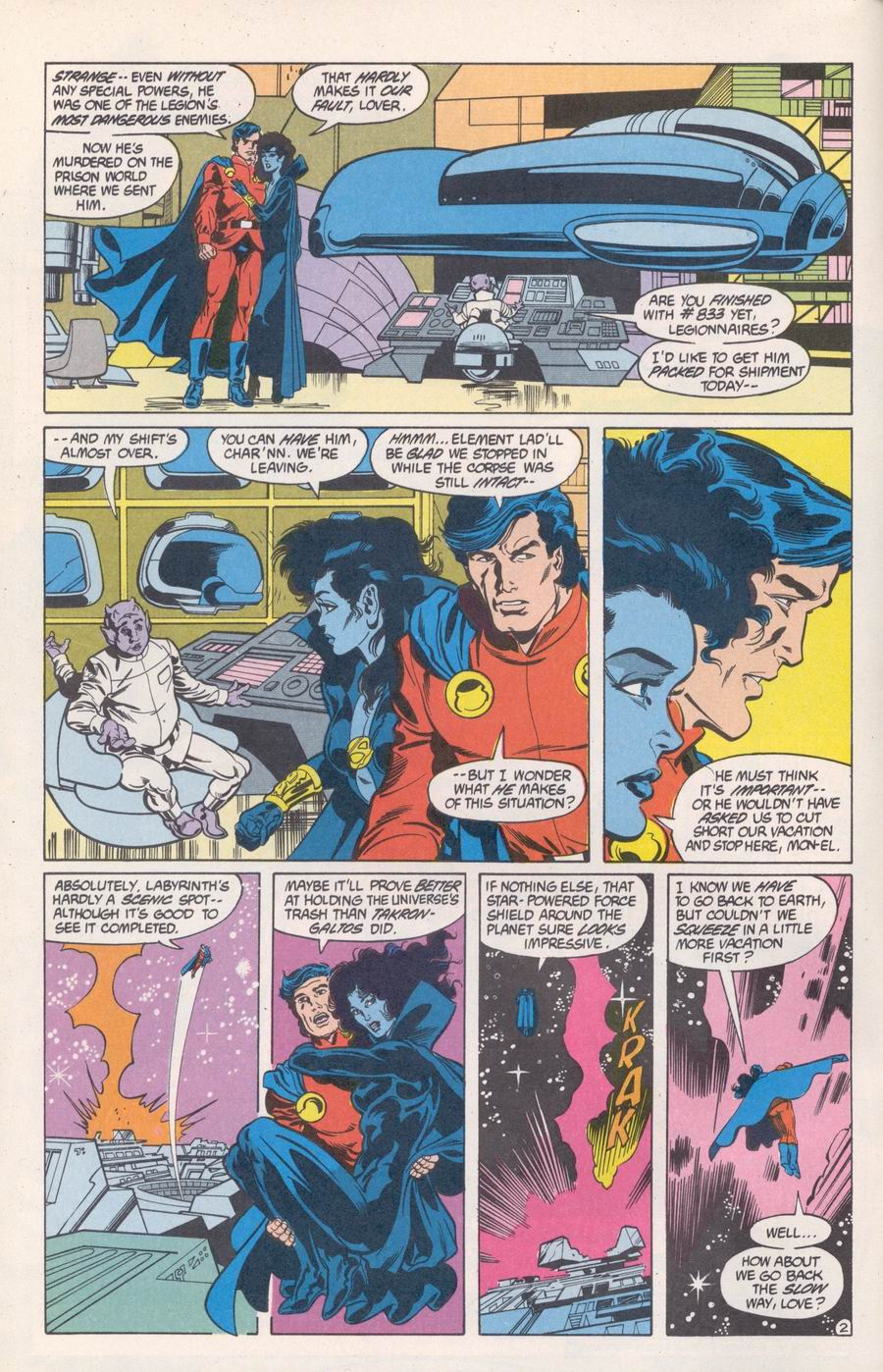 Tales of the Legion Issue #354 #41 - English 3