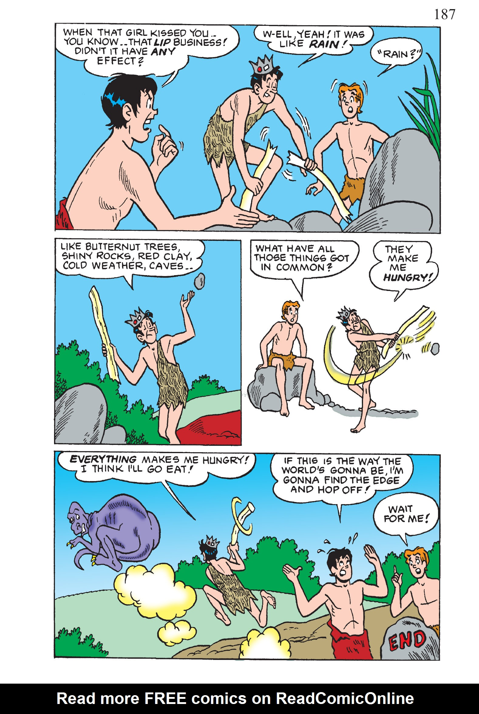Read online The Best of Archie Comics comic -  Issue # TPB 1 (Part 1) - 183