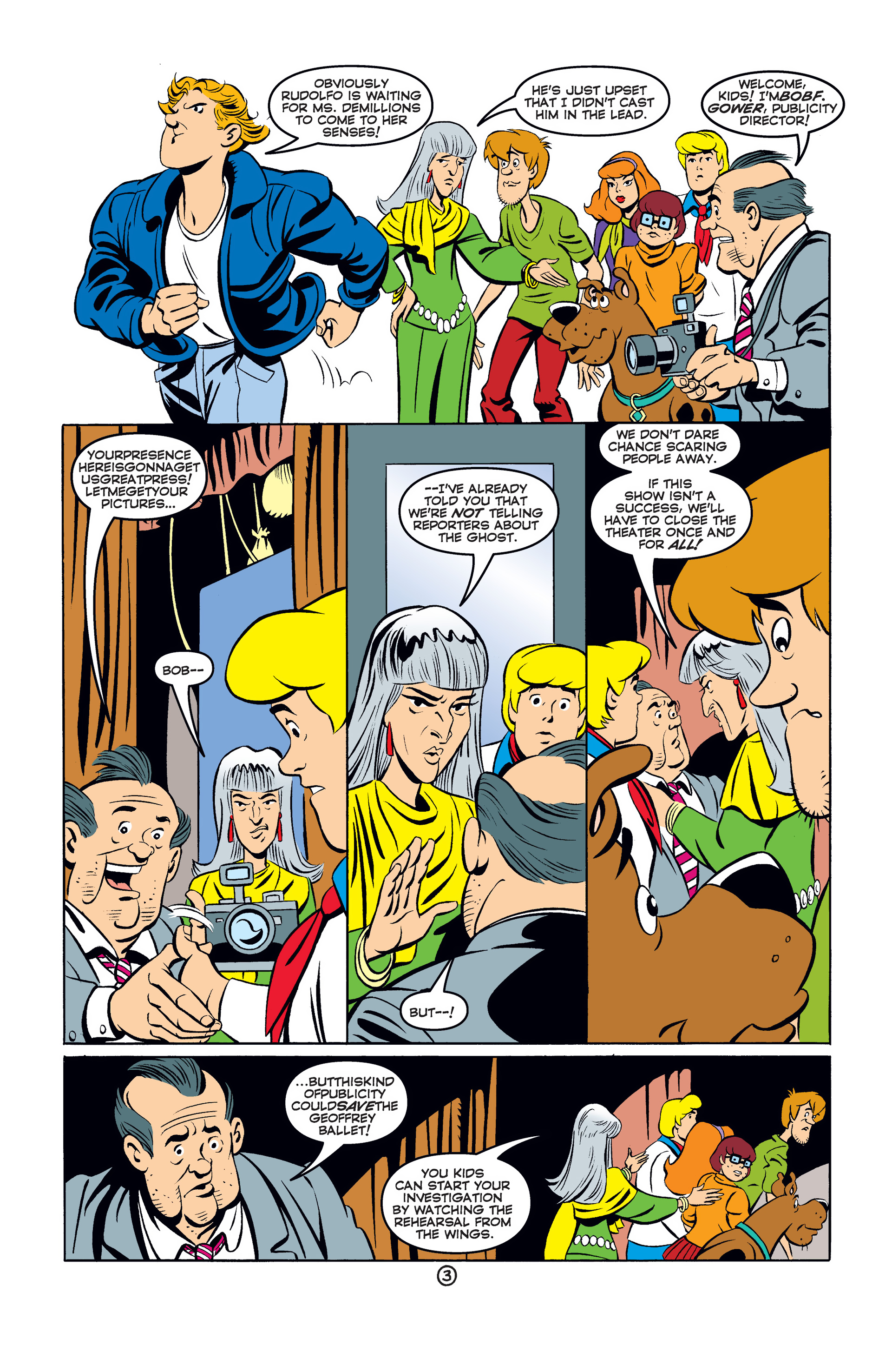 Read online Scooby-Doo (1997) comic -  Issue #43 - 4