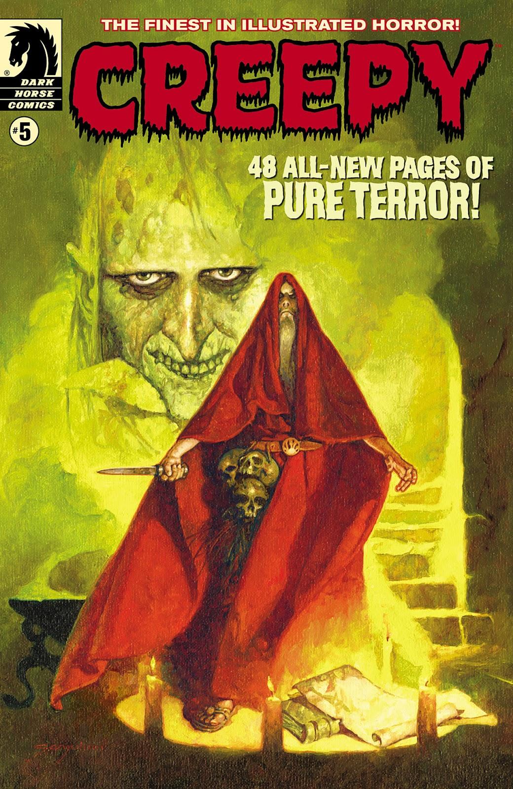 Creepy (2009) Issue #5 #5 - English 1