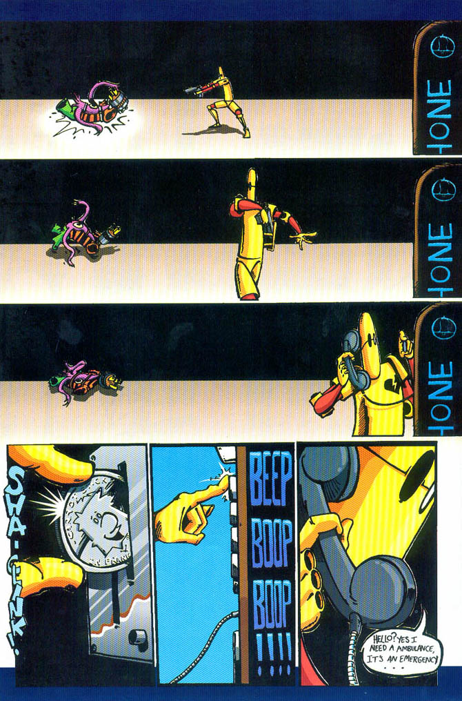 Read online Scud: The Disposable Assassin (1994) comic -  Issue #1 - 29