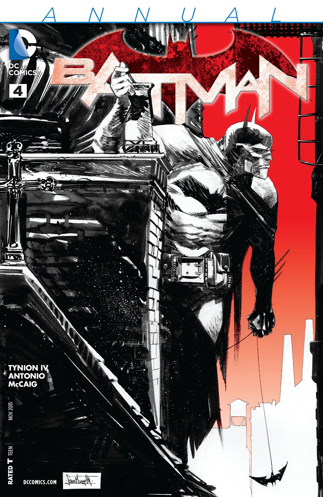 Batman (2011) Annual 4 #14 - English 1