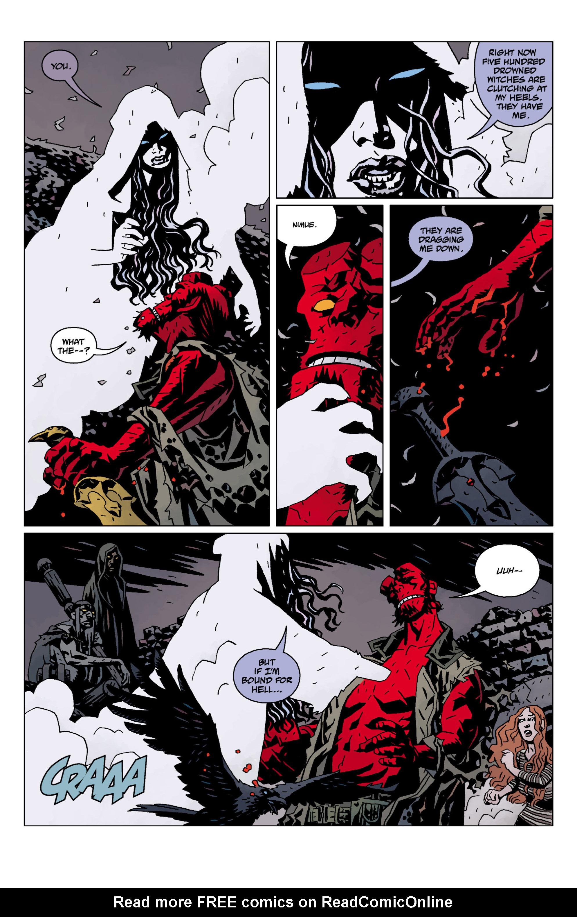 Hellboy chap 12 pic 156