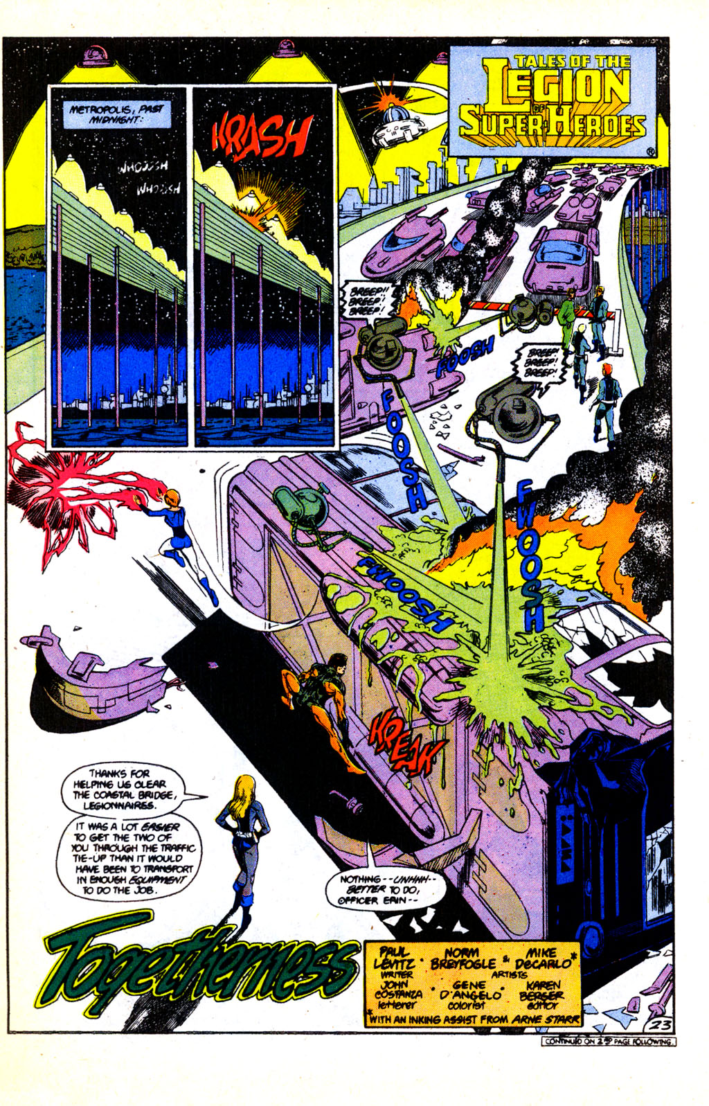 Tales of the Legion Issue #349 #36 - English 24