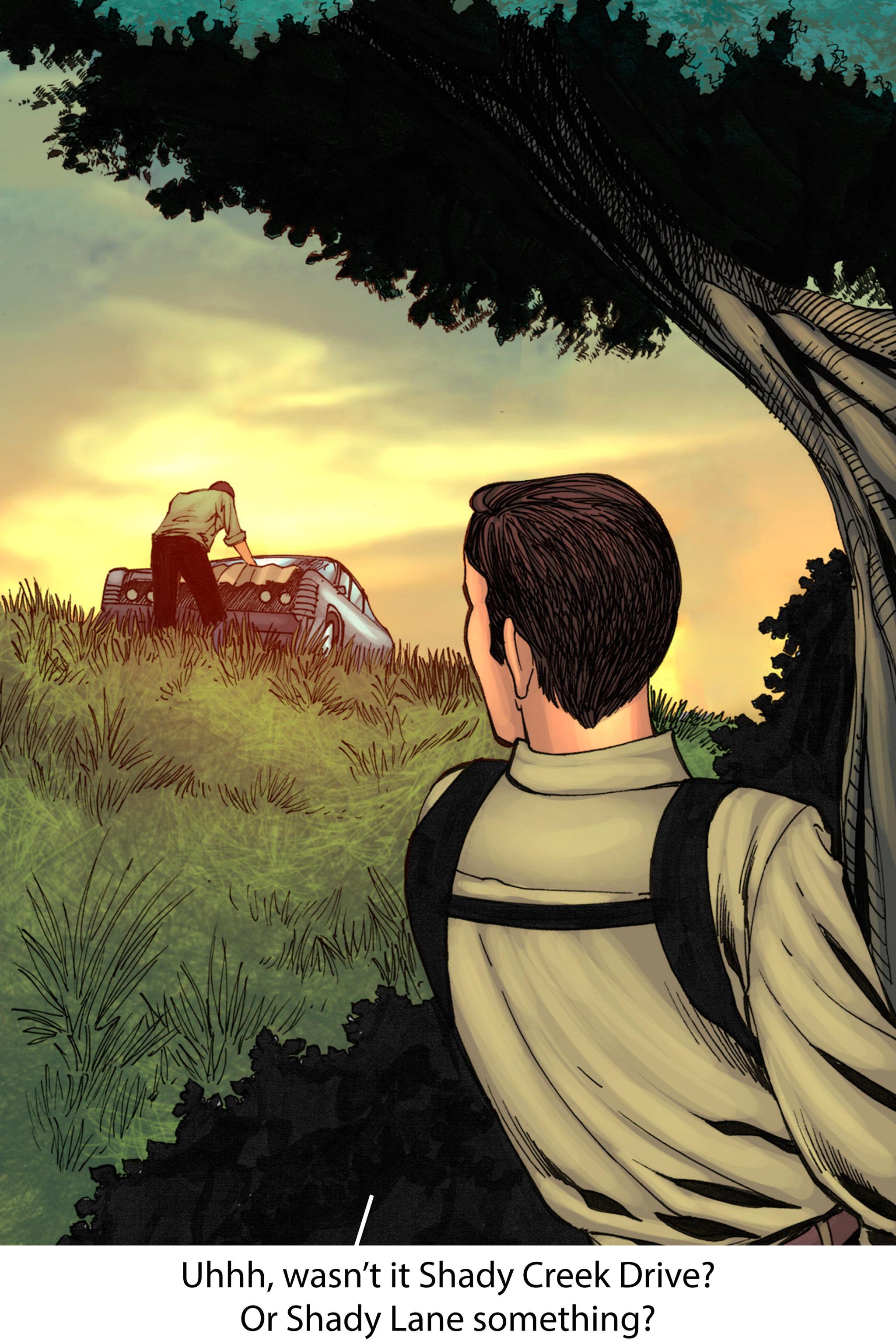 Read online Z-Men comic -  Issue #1 - 140
