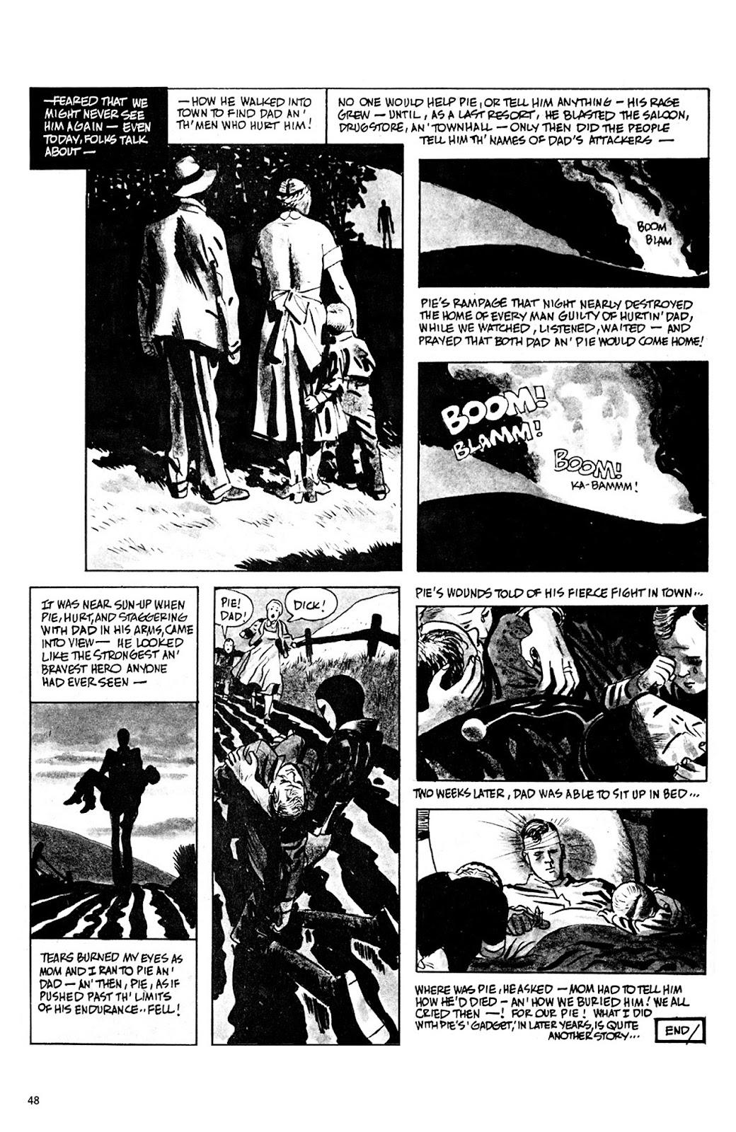 Creepy (2009) Issue #1 #1 - English 50