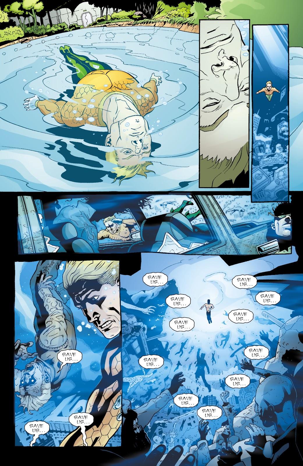 Aquaman (2003) Issue #16 #16 - English 12