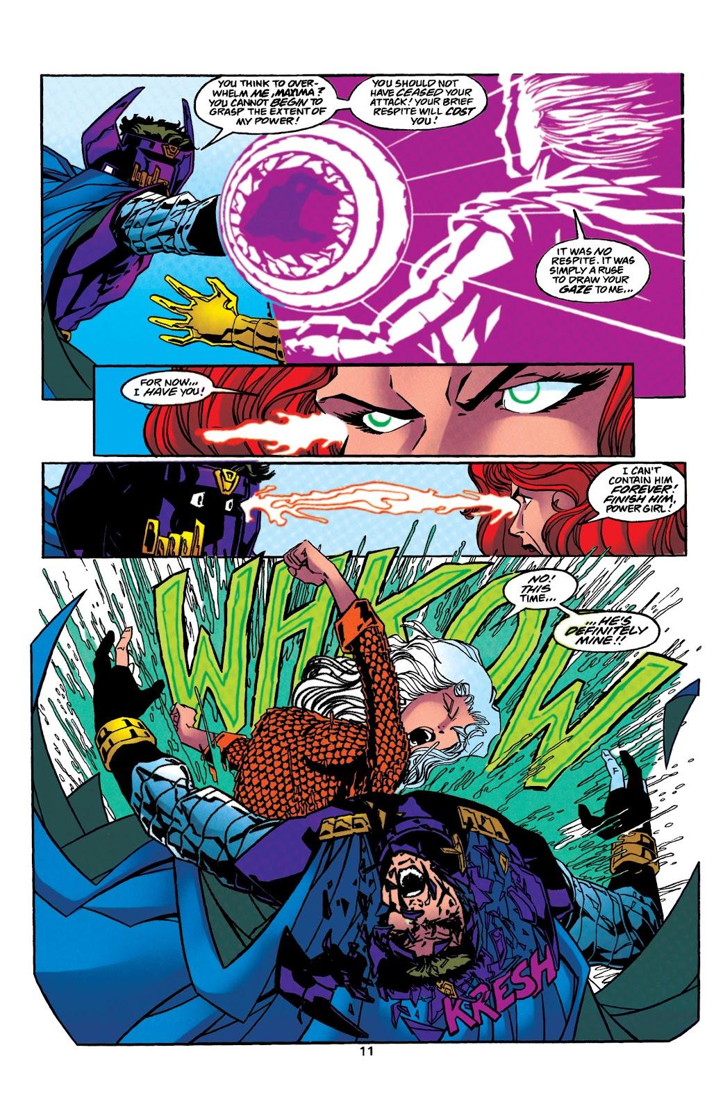 Aquaman (1994) Issue #41 #47 - English 12