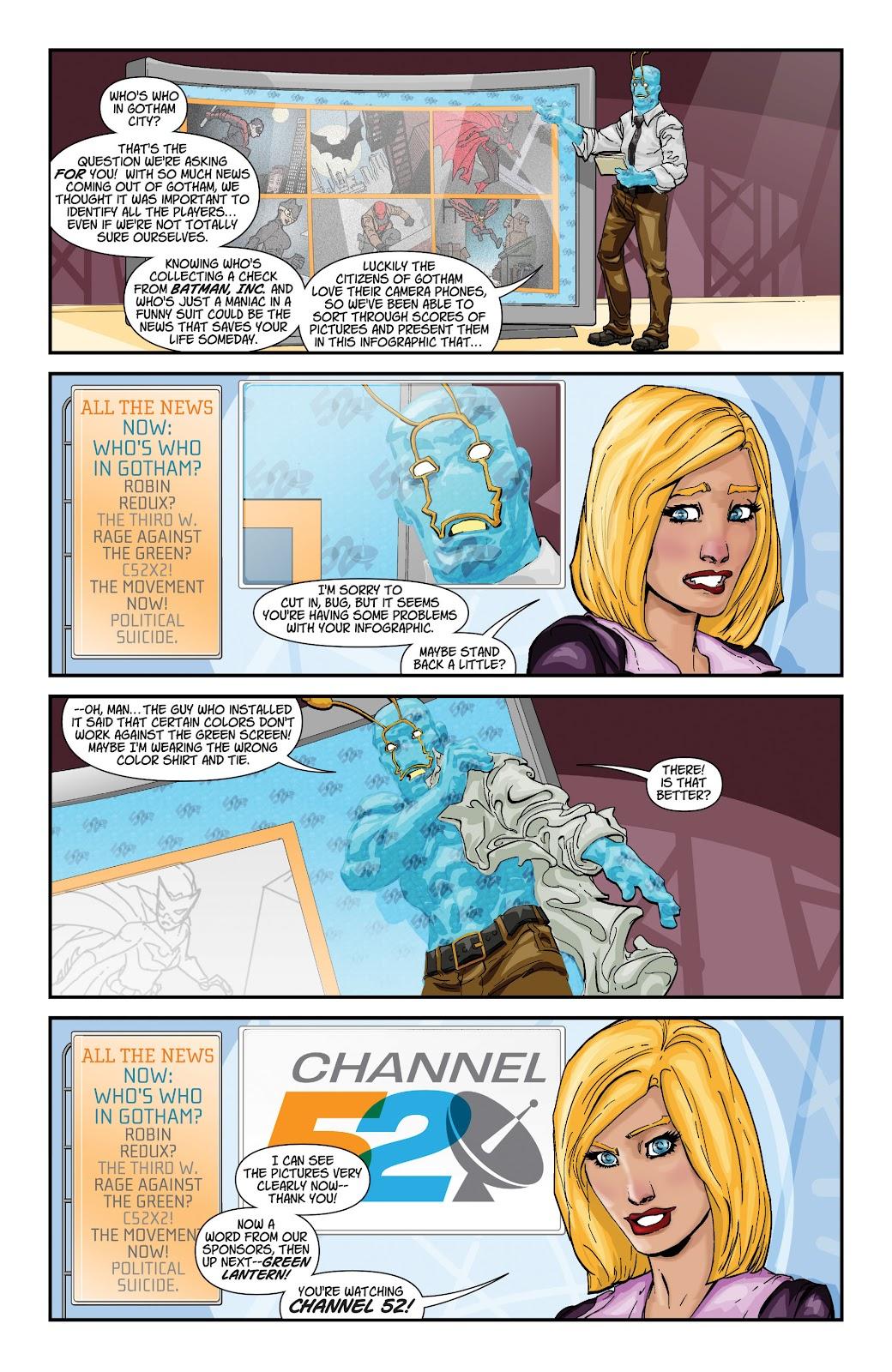 Batman (2011) Issue #19 #34 - English 32