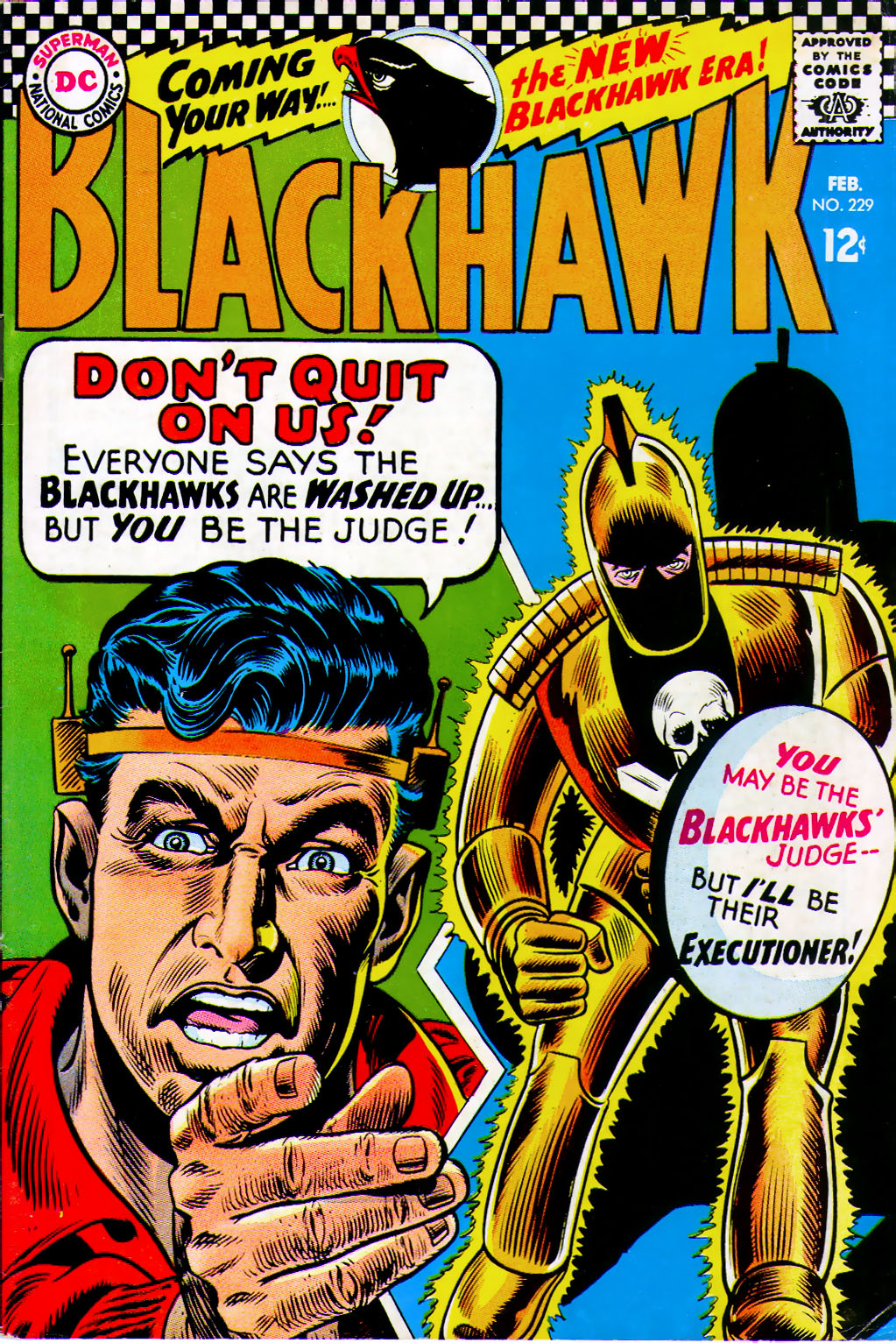 Blackhawk (1957) 229 Page 1