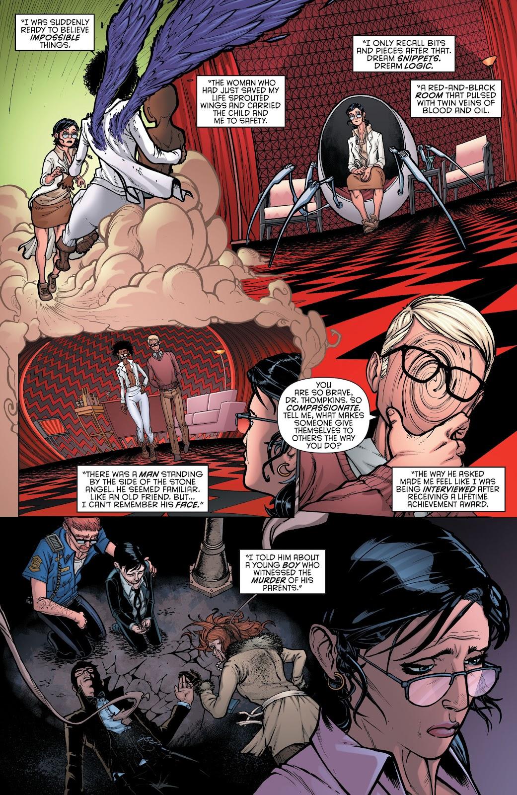Nightwing (2011) Issue #30 #32 - English 7