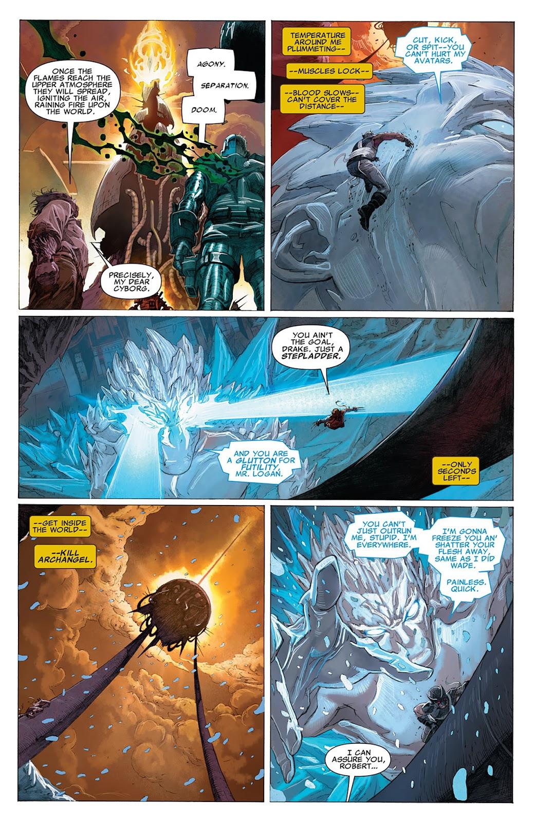 Uncanny X-Force (2010) Issue #17 #18 - English 5