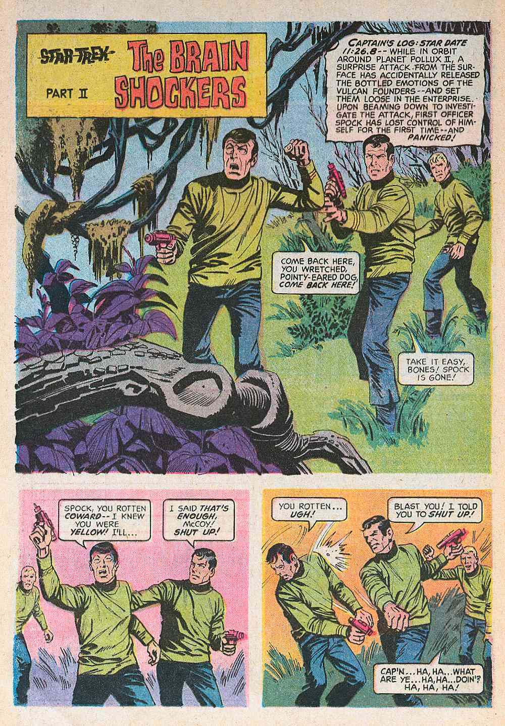 Star Trek (1967) Issue #11 #11 - English 15
