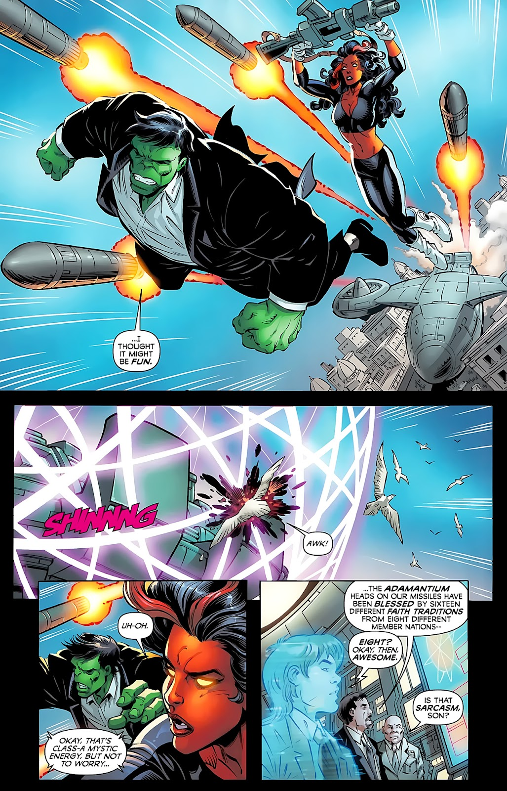 Incredible Hulks (2010) Issue #628 #18 - English 11