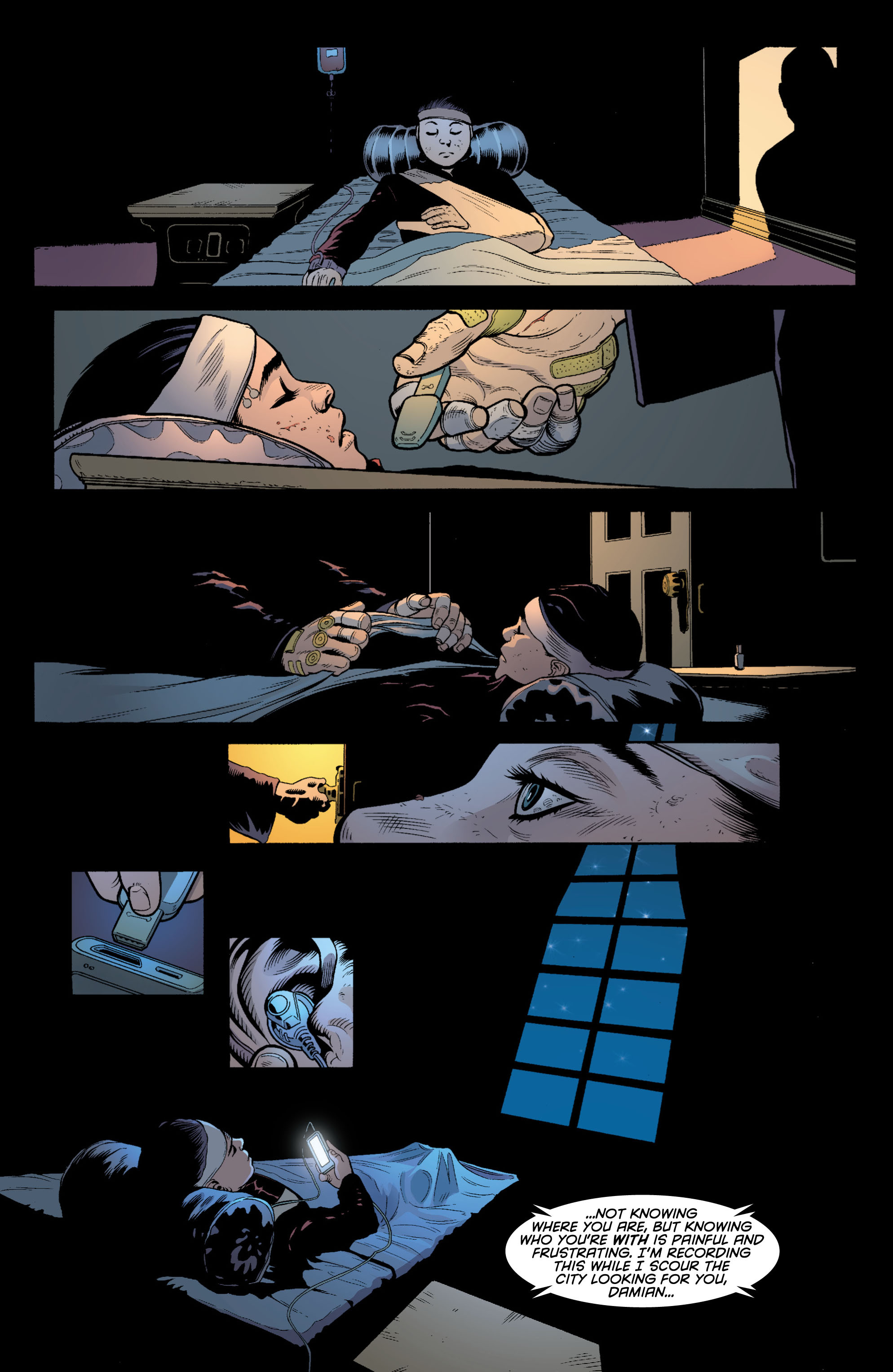 Batman and Robin (2011) chap 1 pic 164