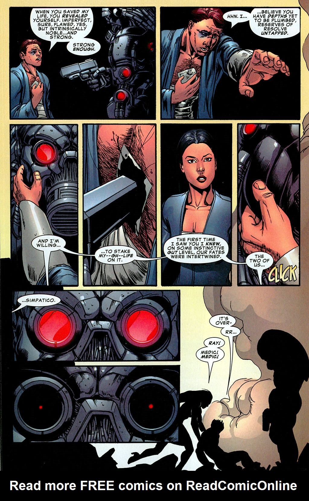 Read online Amazing Fantasy (2004) comic -  Issue #20 - 20
