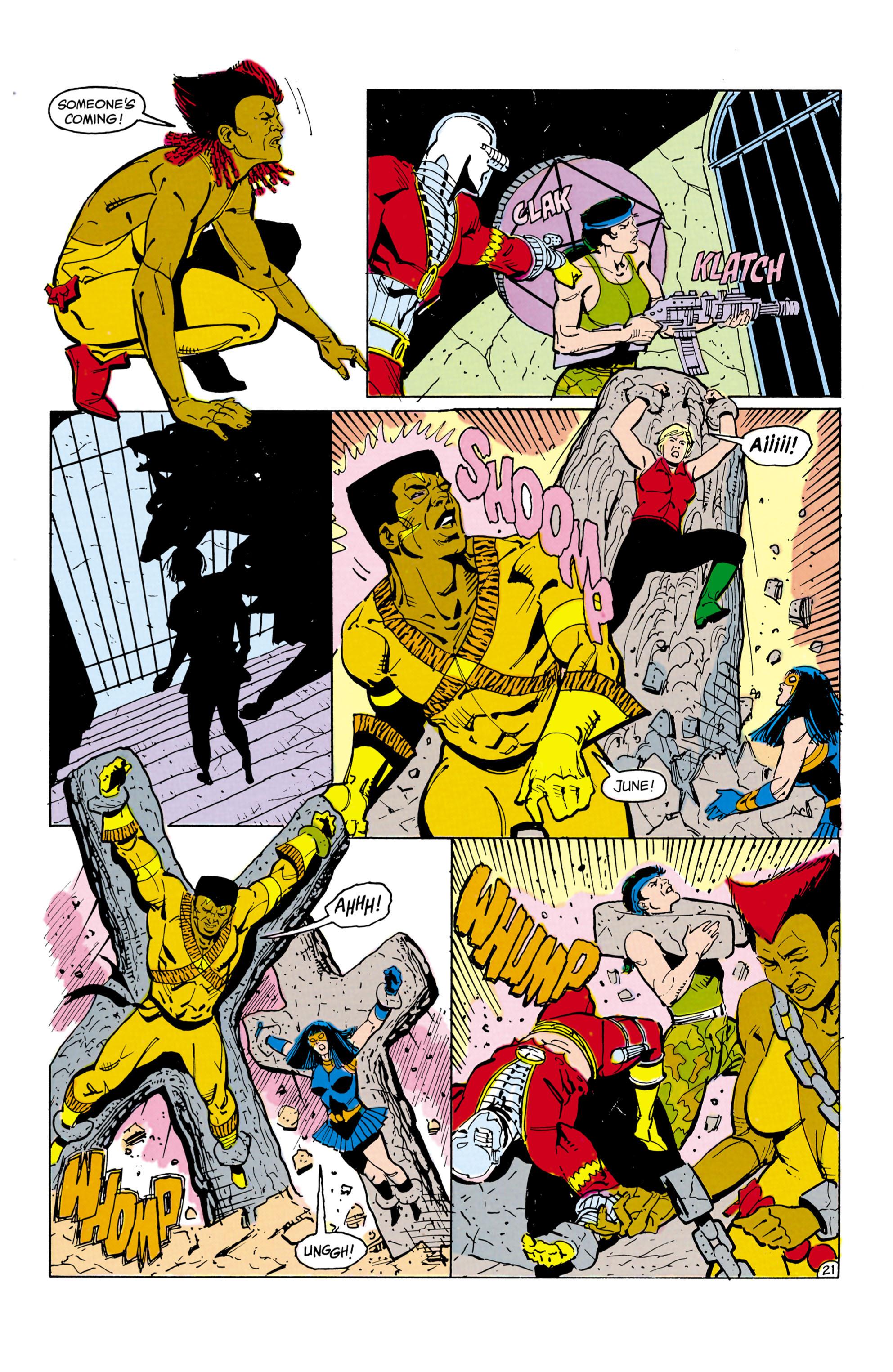Suicide Squad (1987) 14 Page 21