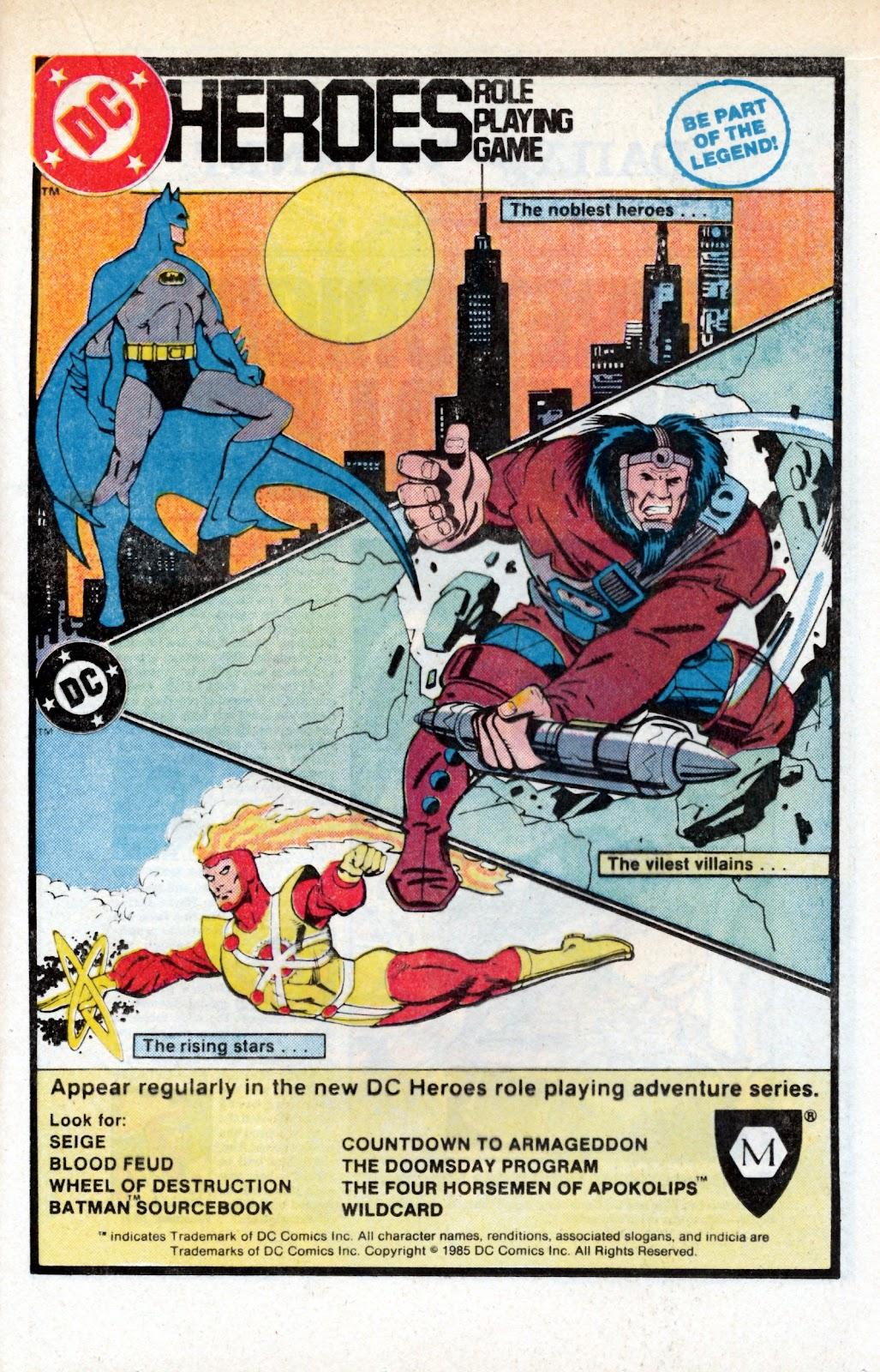 Aquaman (1986) Issue #3 #3 - English 13