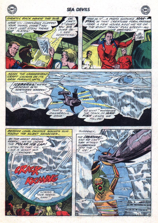 Read online Sea Devils comic -  Issue #24 - 20