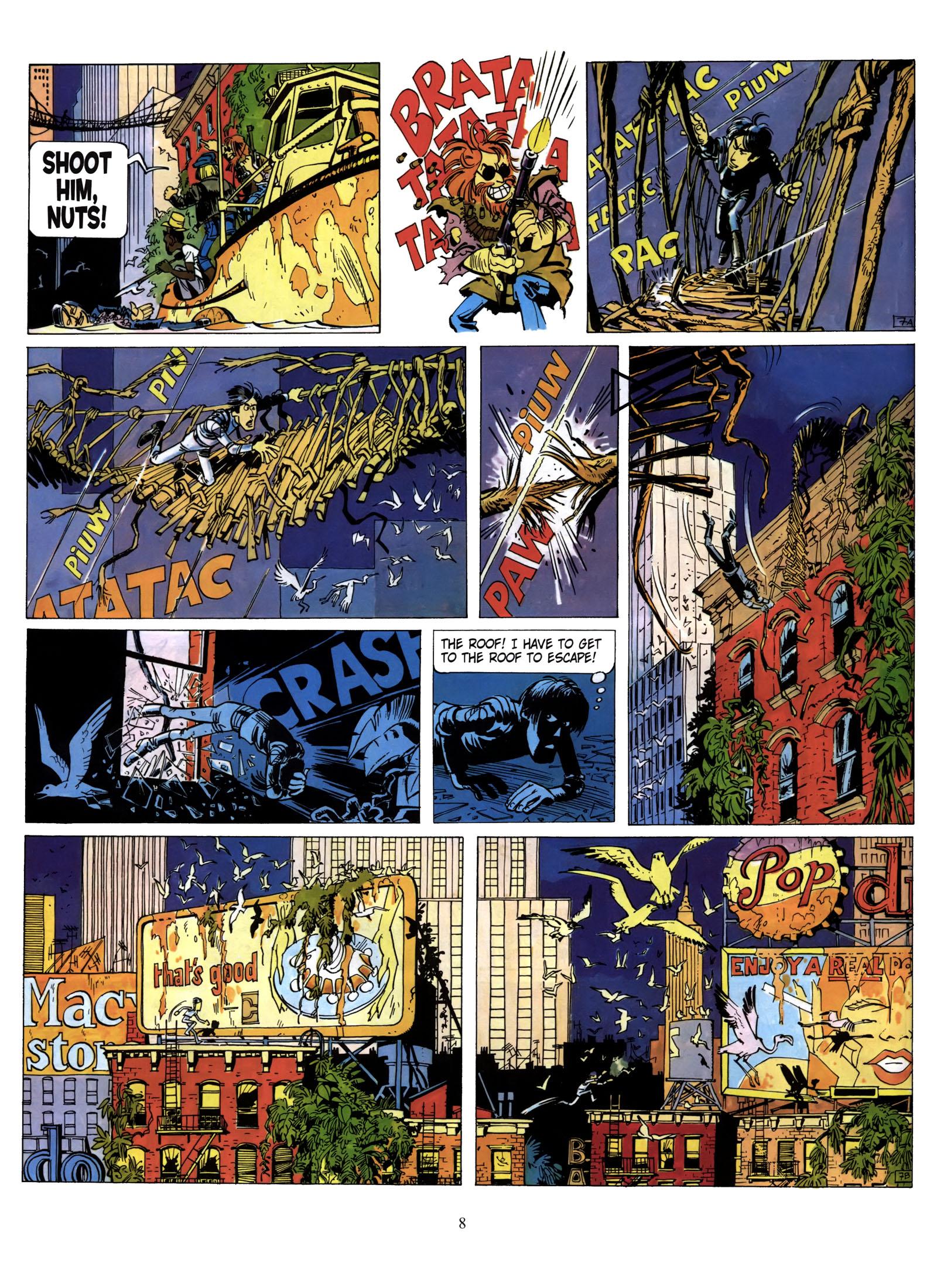 Valerian and Laureline #1 #23 - English 9