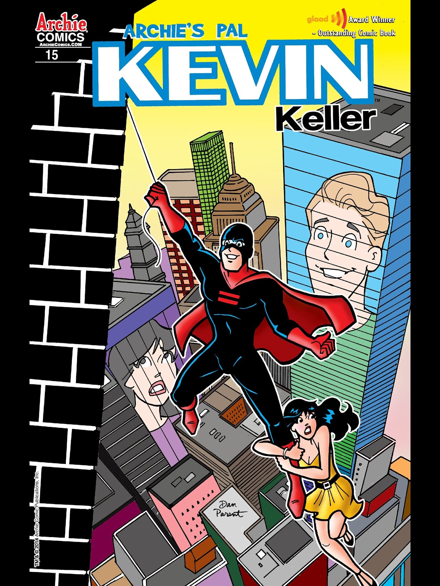 Kevin Keller issue 15 - Page 1