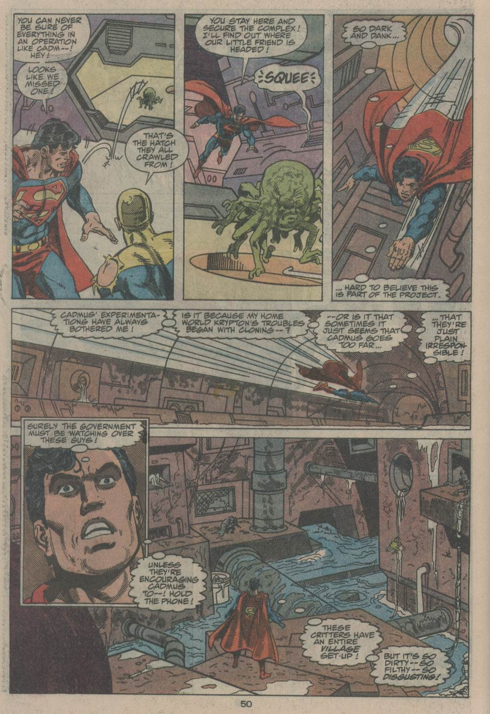 Adventures of Superman (1987) _Annual_2 Page 49