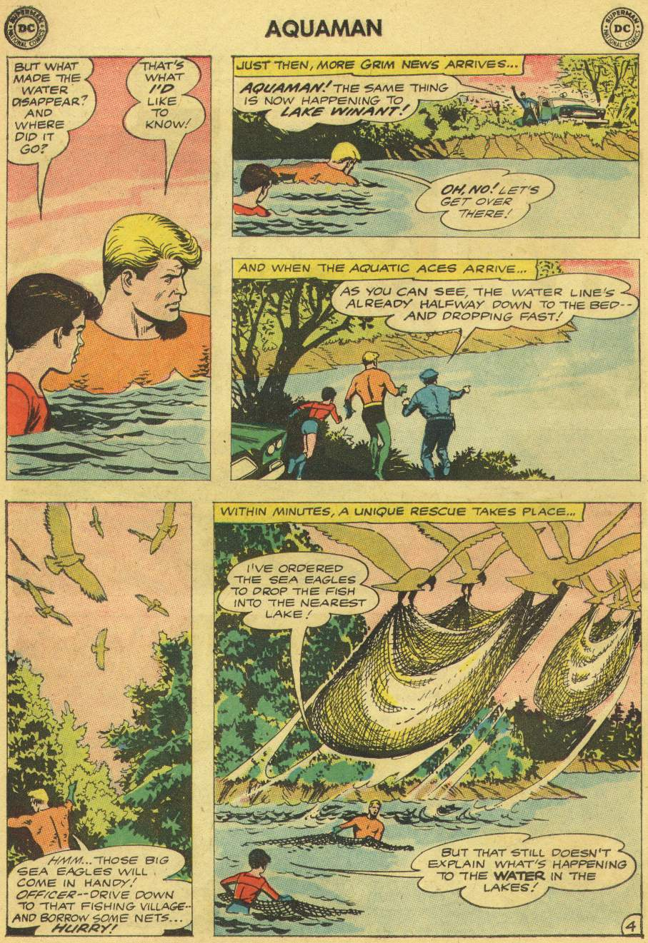Aquaman (1962) Issue #8 #8 - English 6