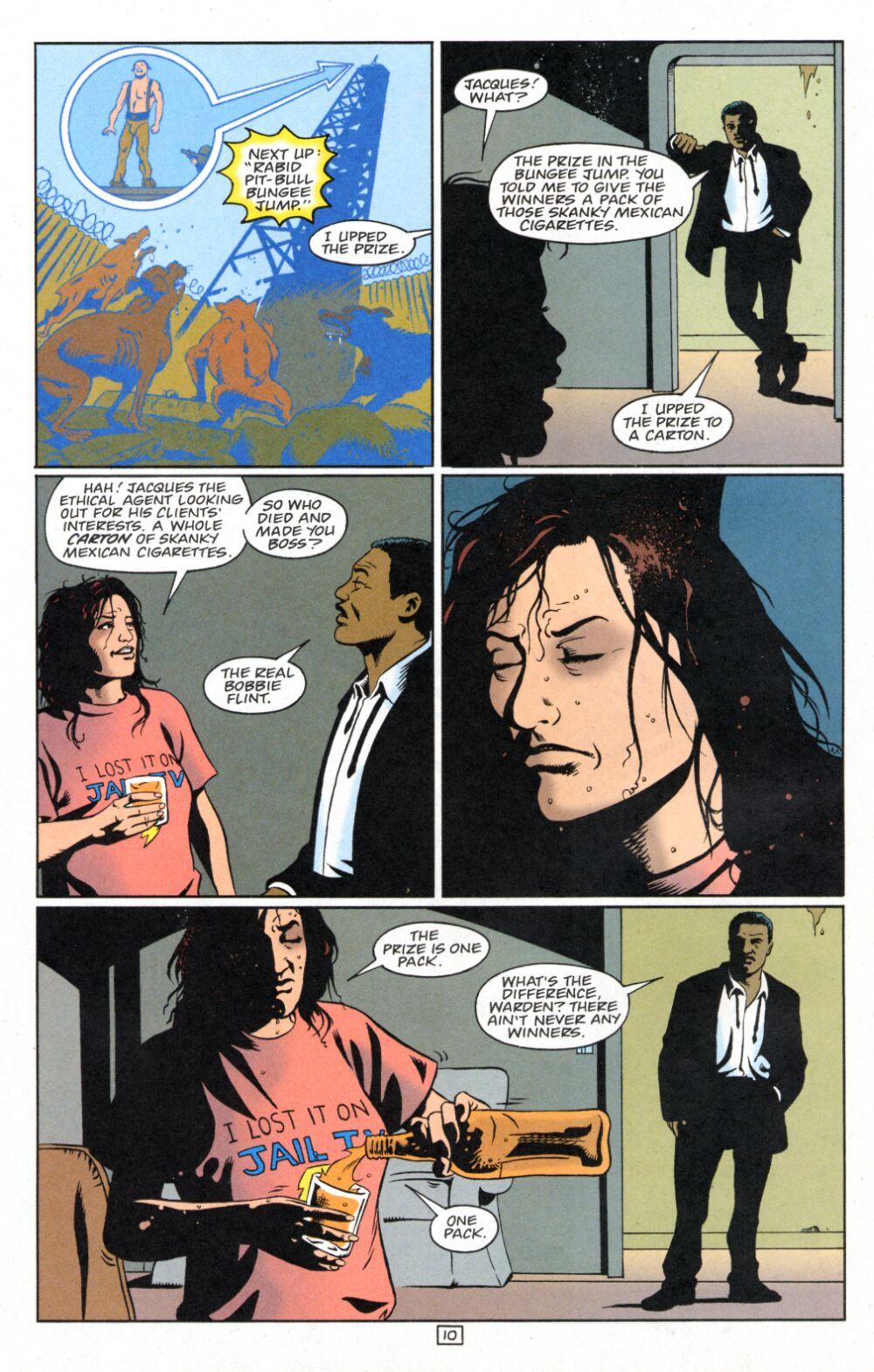 Cruel and Unusual 3 Page 11
