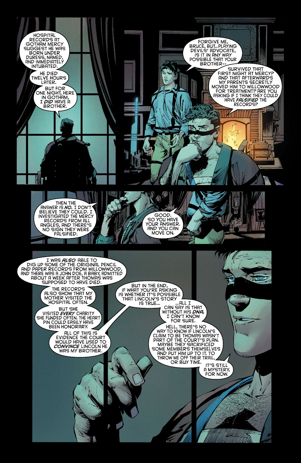 Batman (2011) Issue #11 #26 - English 22