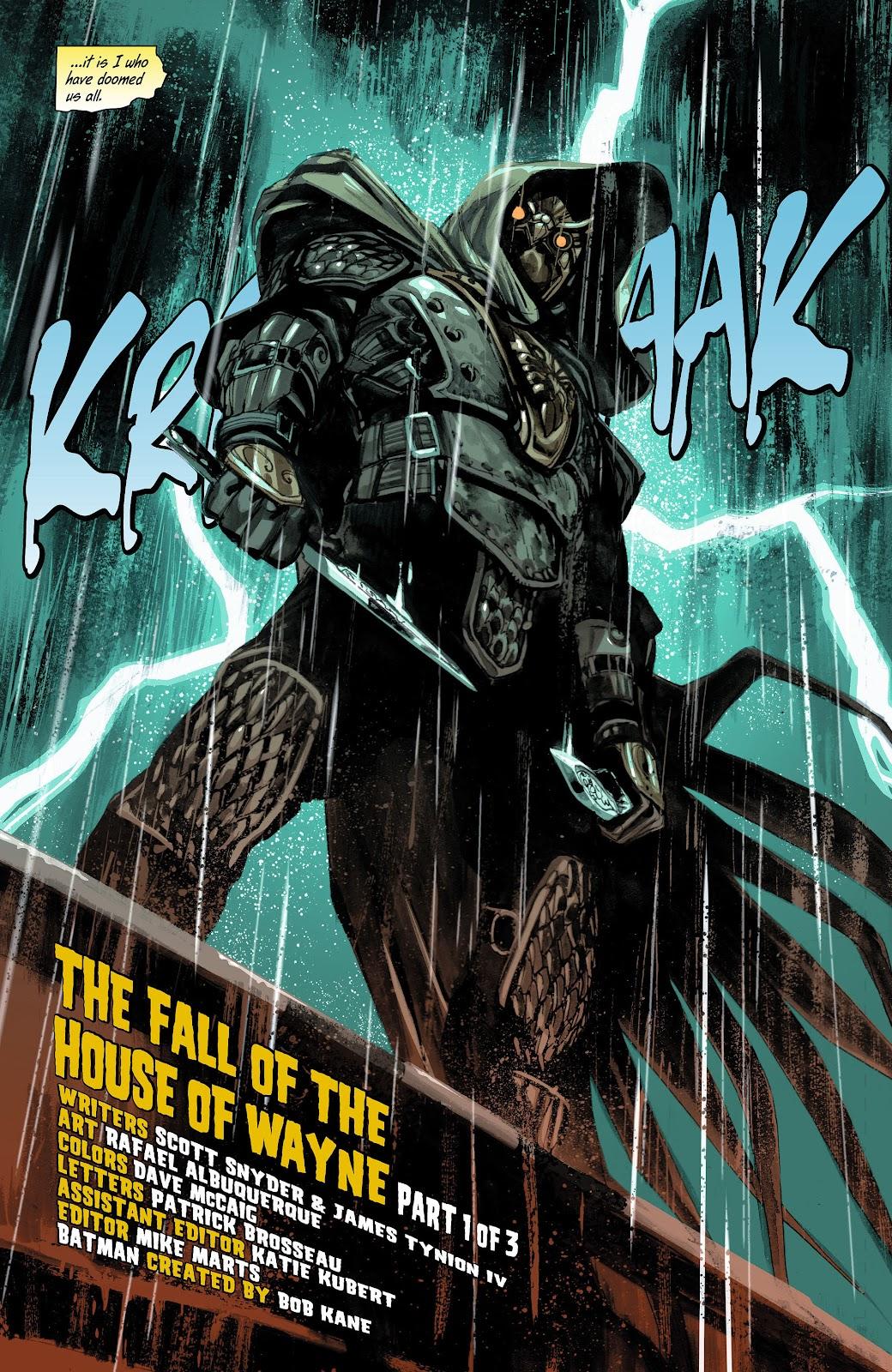 Batman (2011) Issue #9 #24 - English 32