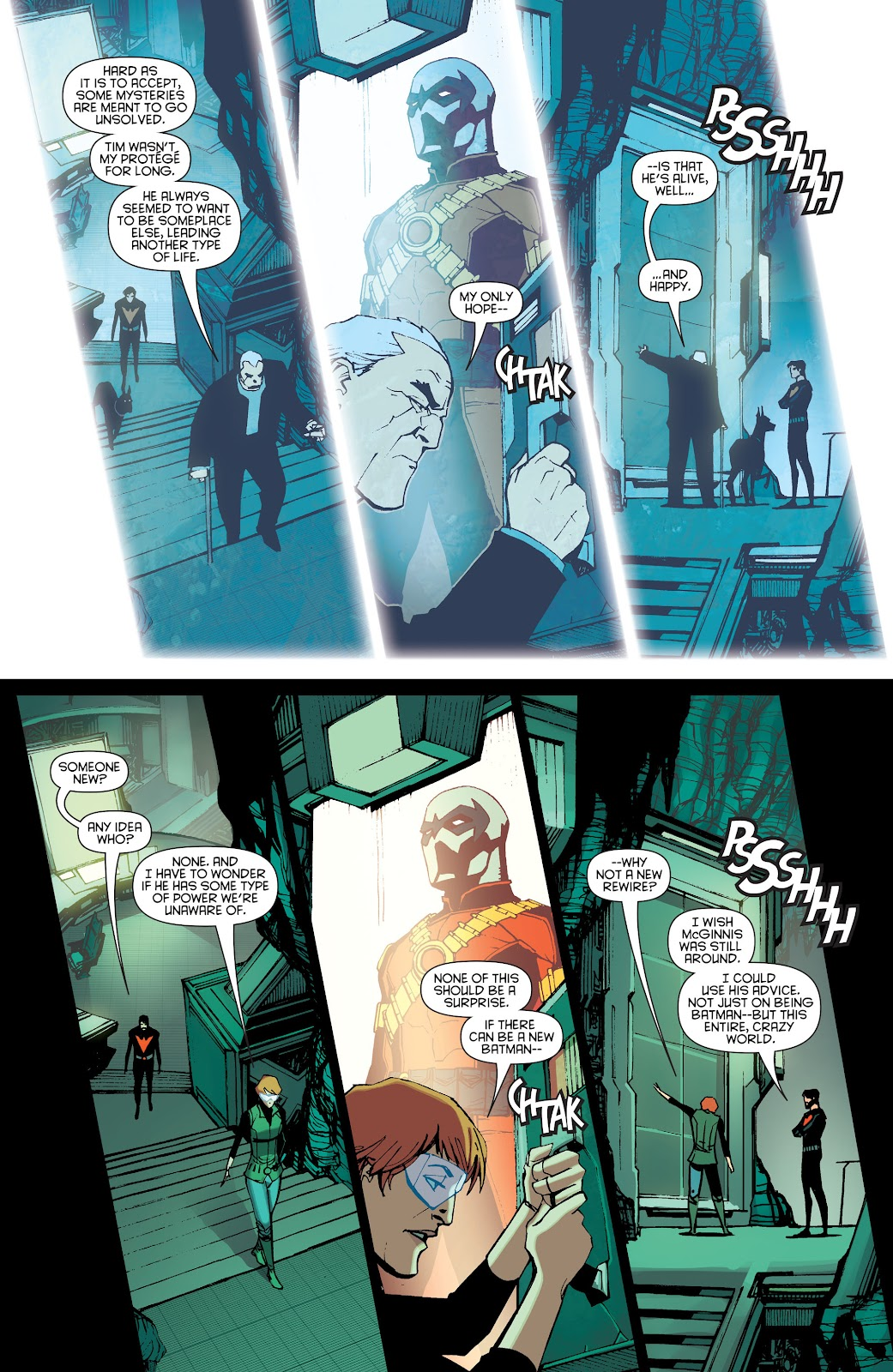 Batman Beyond (2015) Issue #13 #13 - English 19