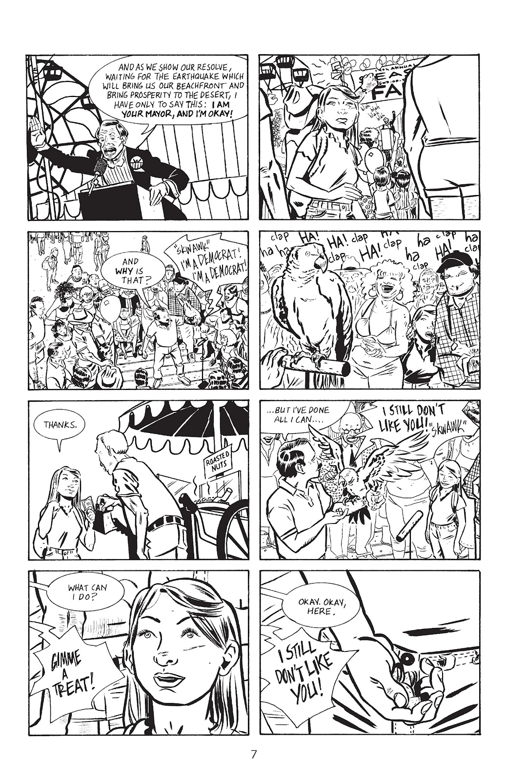 Stray Bullets Issue #12 #12 - English 9
