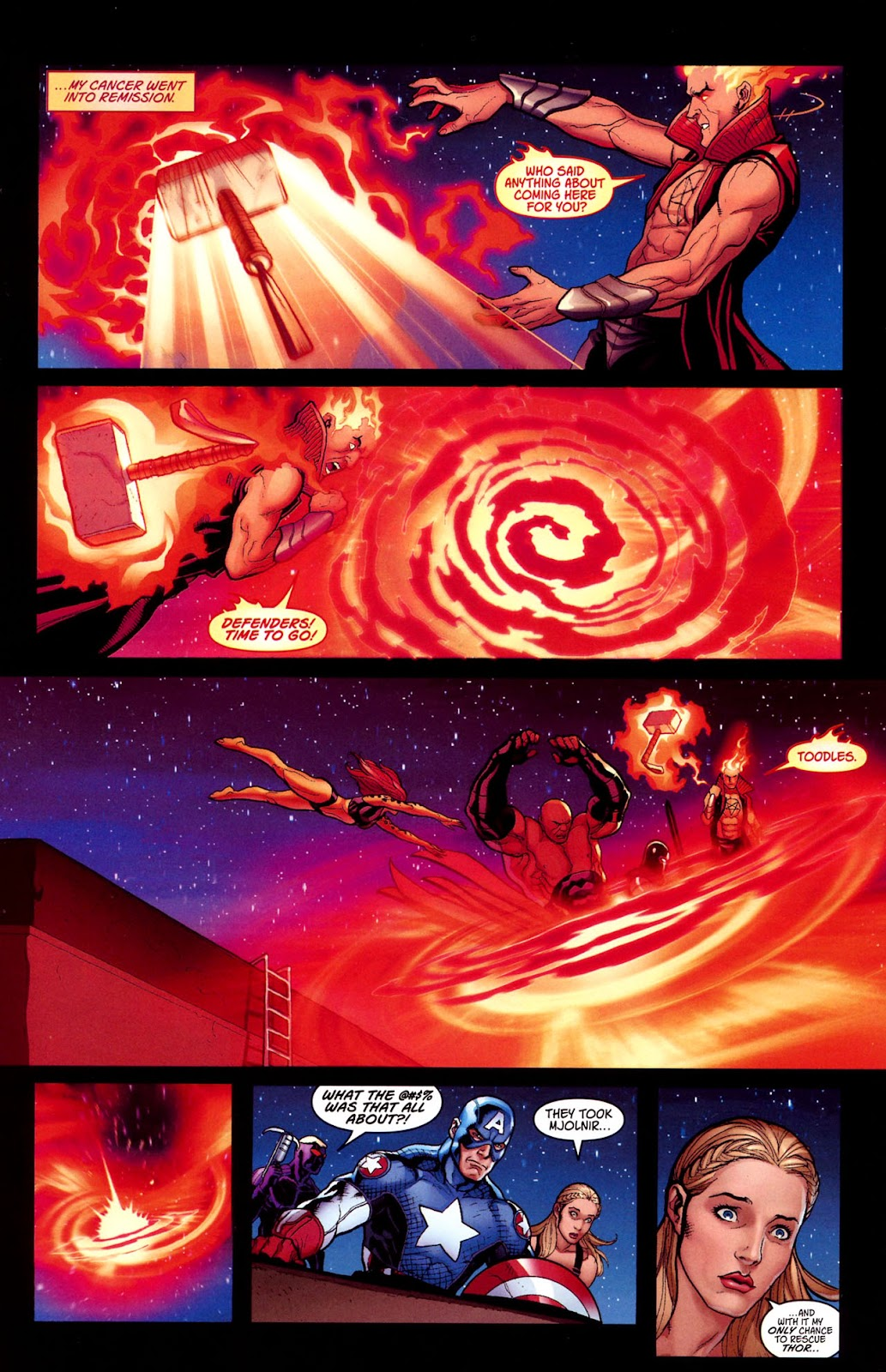 Ultimate New Ultimates Issue #1 #1 - English 13