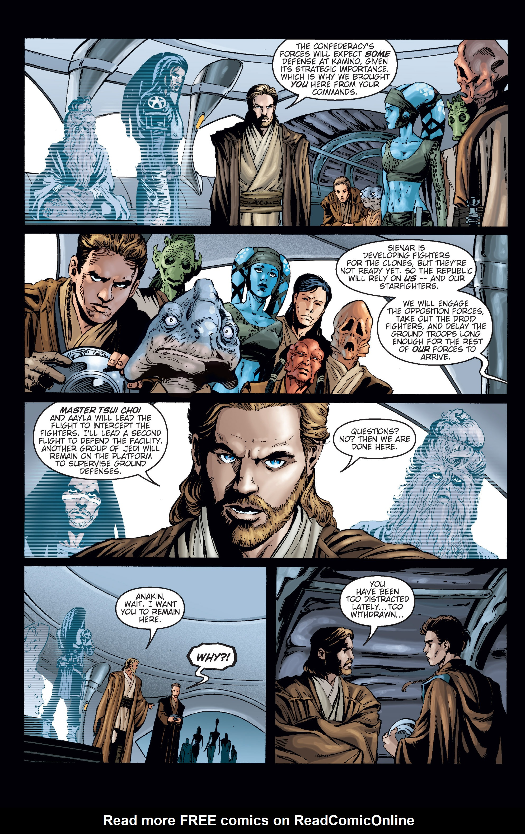 Star Wars Legends Epic Collection: The Clone Wars chap 1 pic 46