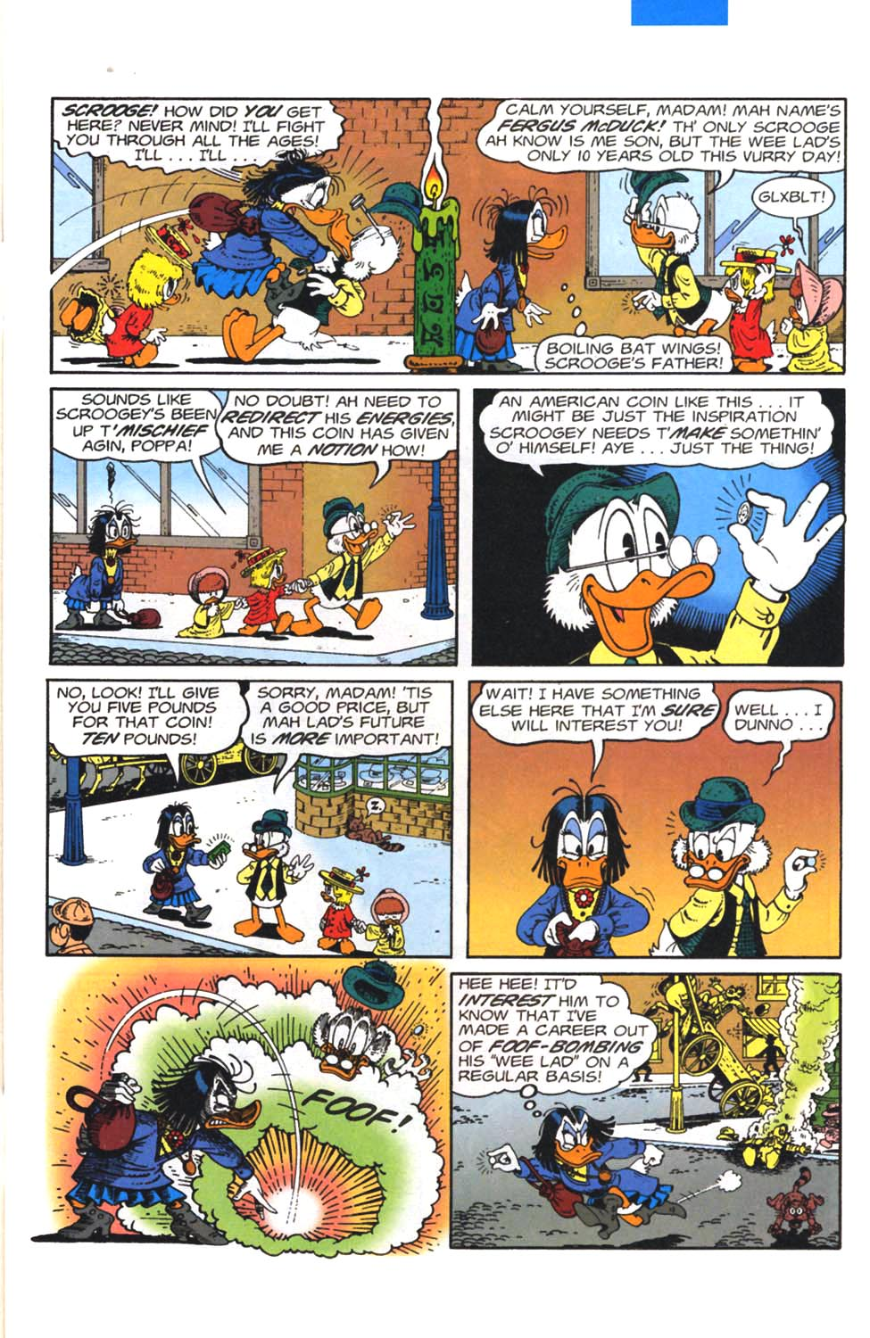 Uncle Scrooge (1953) Issue #297 #297 - English 8