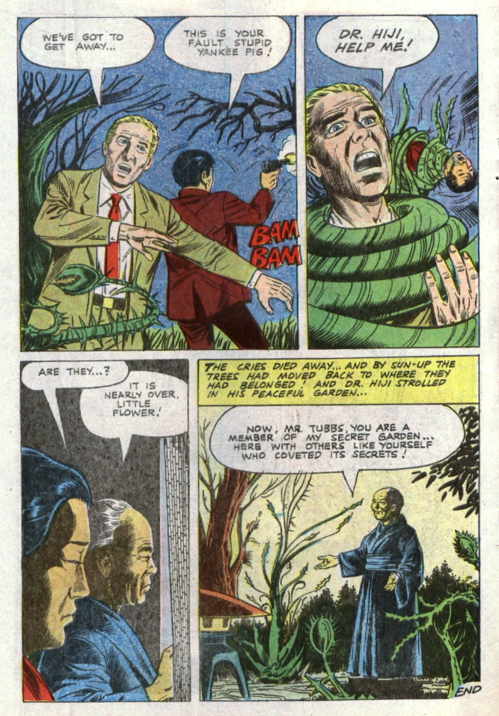 Read online Scary Tales comic -  Issue #44 - 10