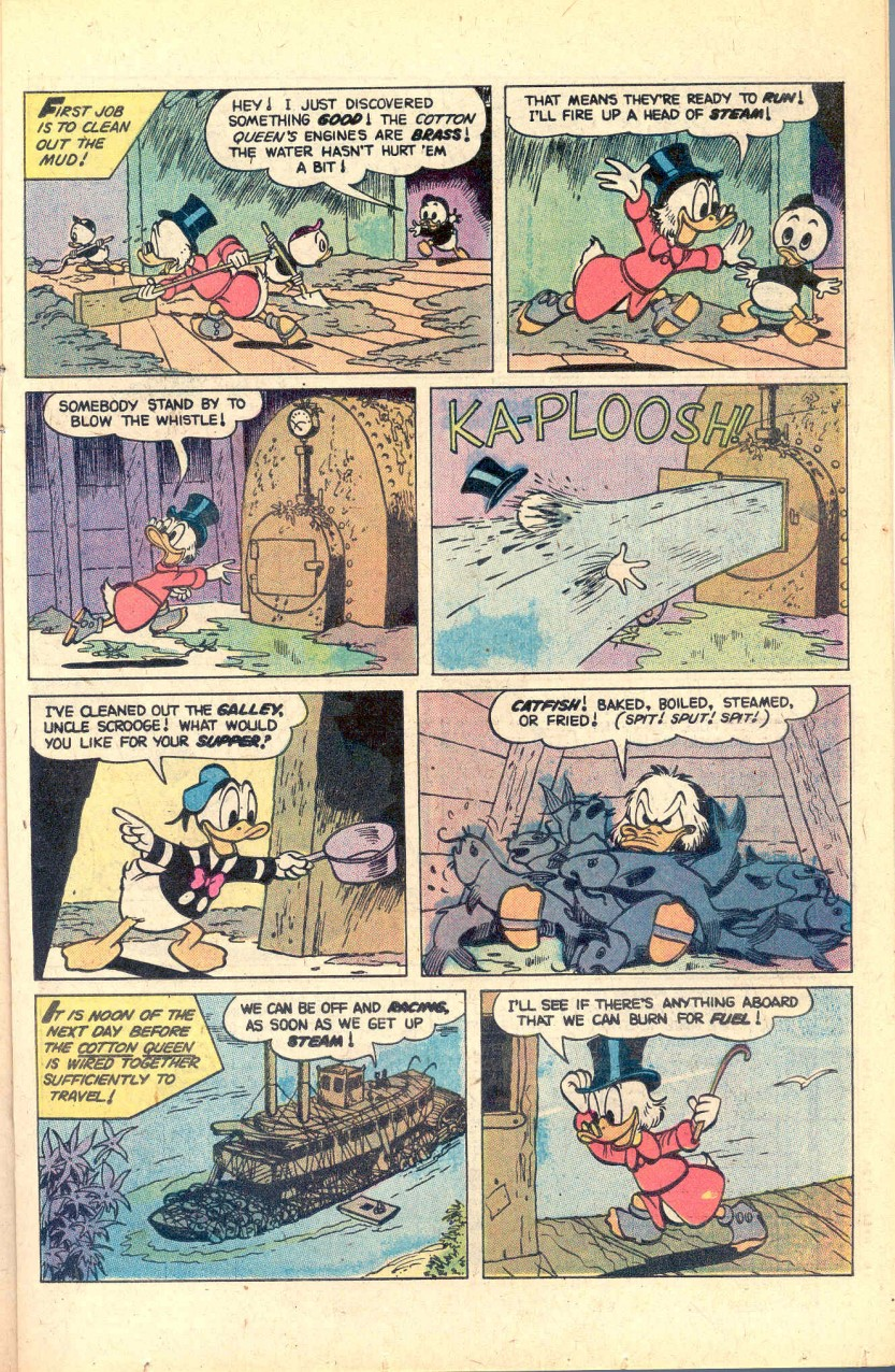 Uncle Scrooge (1953) Issue #155 #155 - English 15