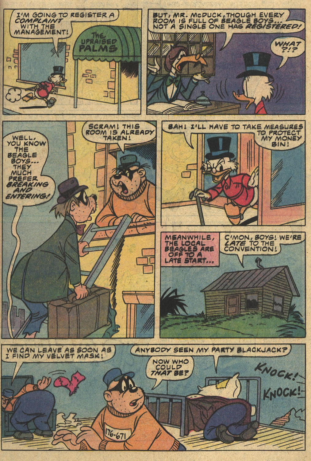 Uncle Scrooge (1953) Issue #186 #186 - English 5