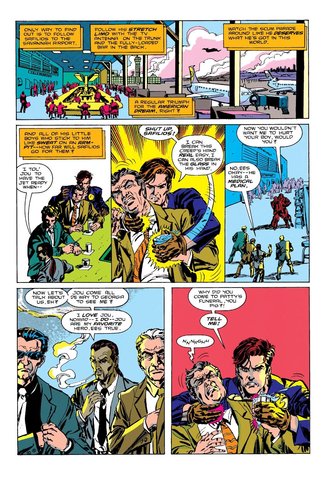 Captain America (1968) _Annual 9 #9 - English 49
