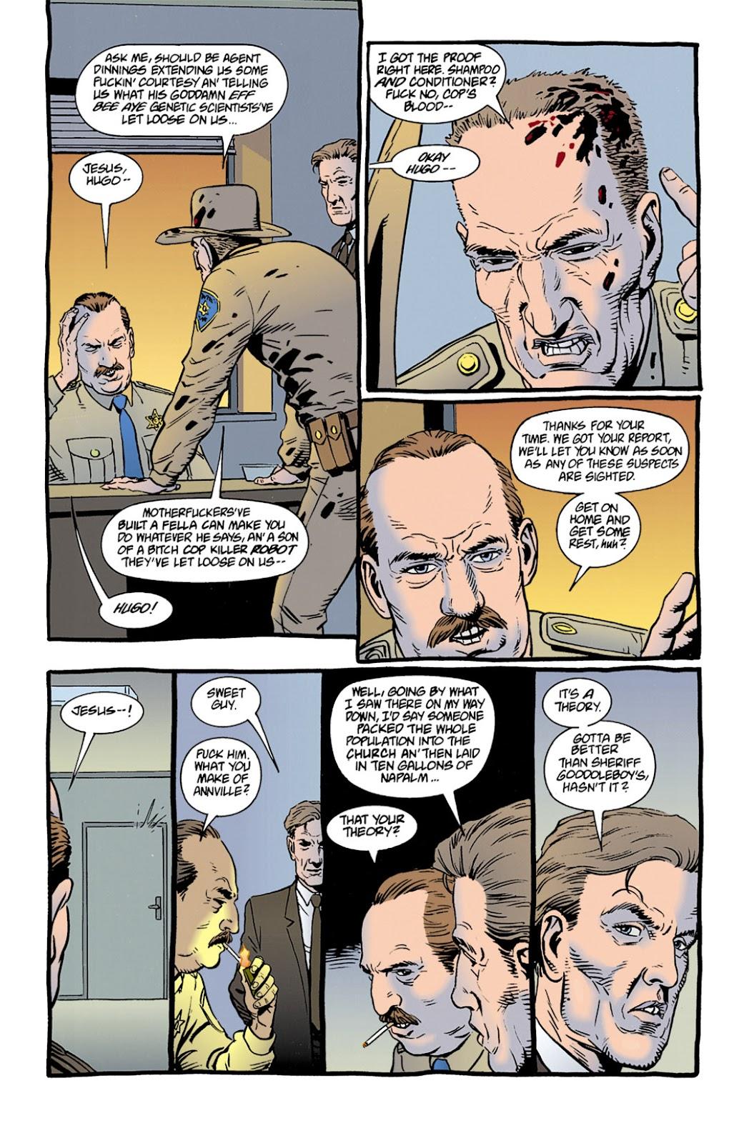 Preacher Issue #2 #11 - English 10