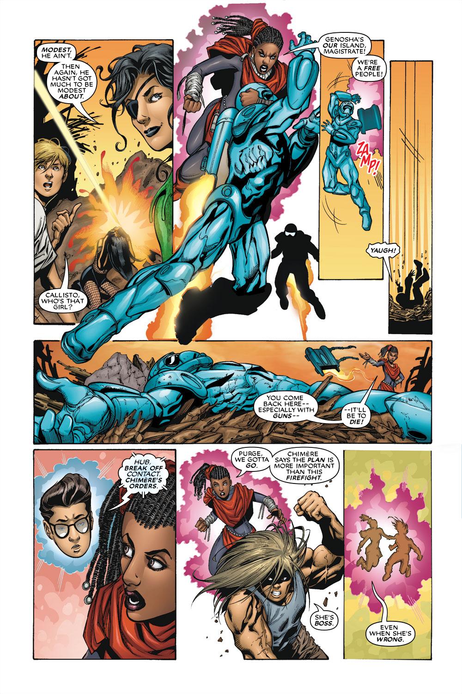 Excalibur (2004) Issue #4 #4 - English 7