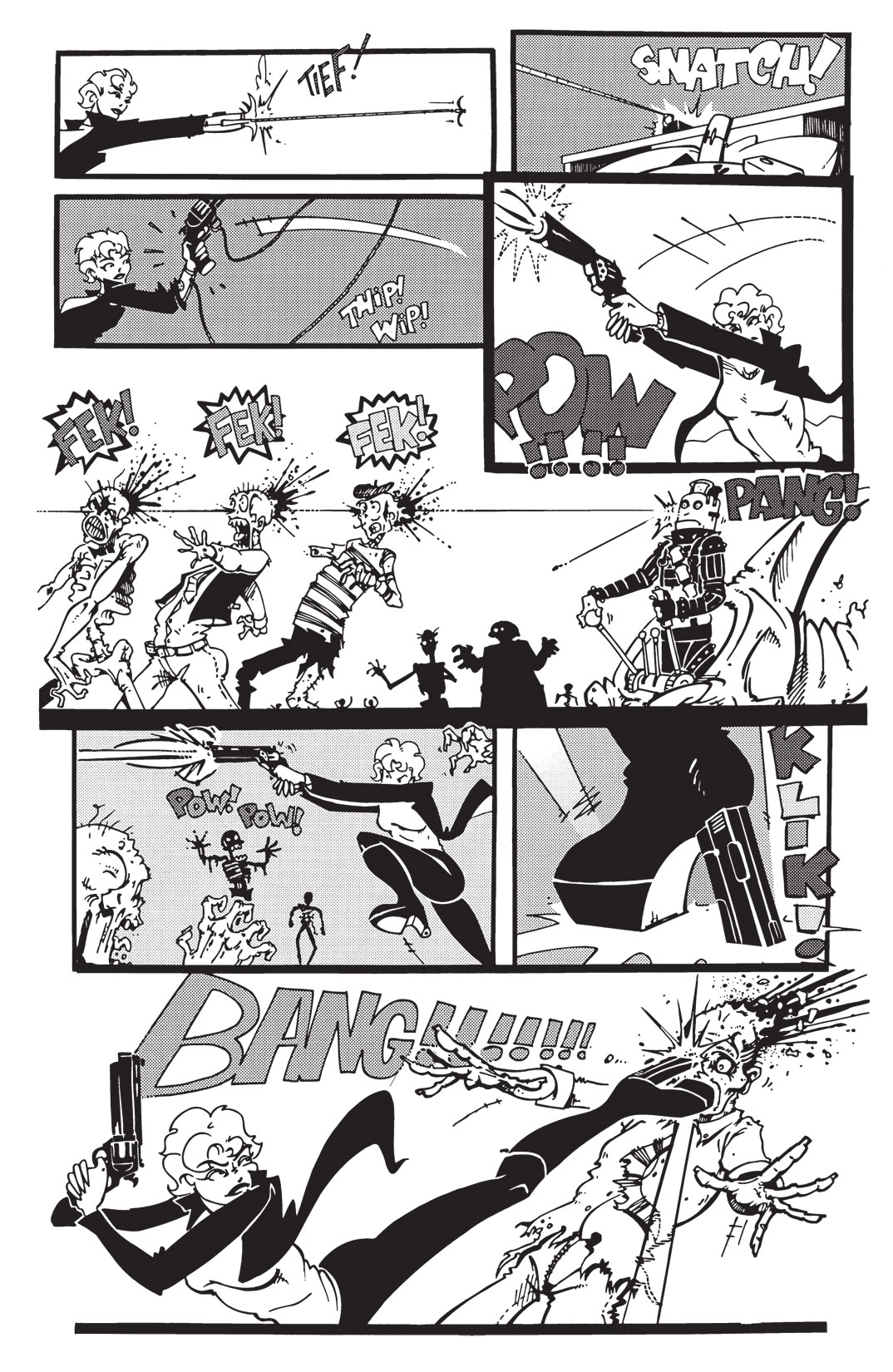 Read online Scud: The Disposable Assassin: The Whole Shebang comic -  Issue # TPB (Part 2) - 150