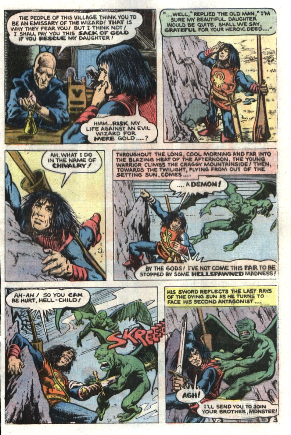 Read online Scary Tales comic -  Issue #24 - 5